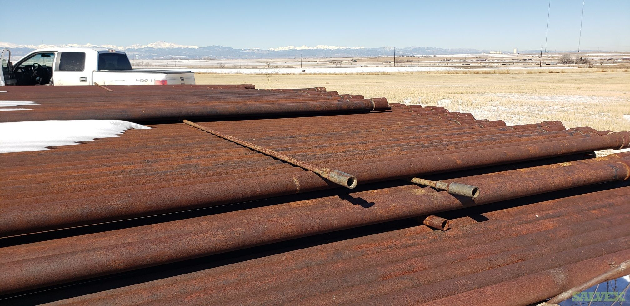 2 7/8 6.5# J55 R2 Used Tubing (9,300 Feet / 27 Metric Tons)