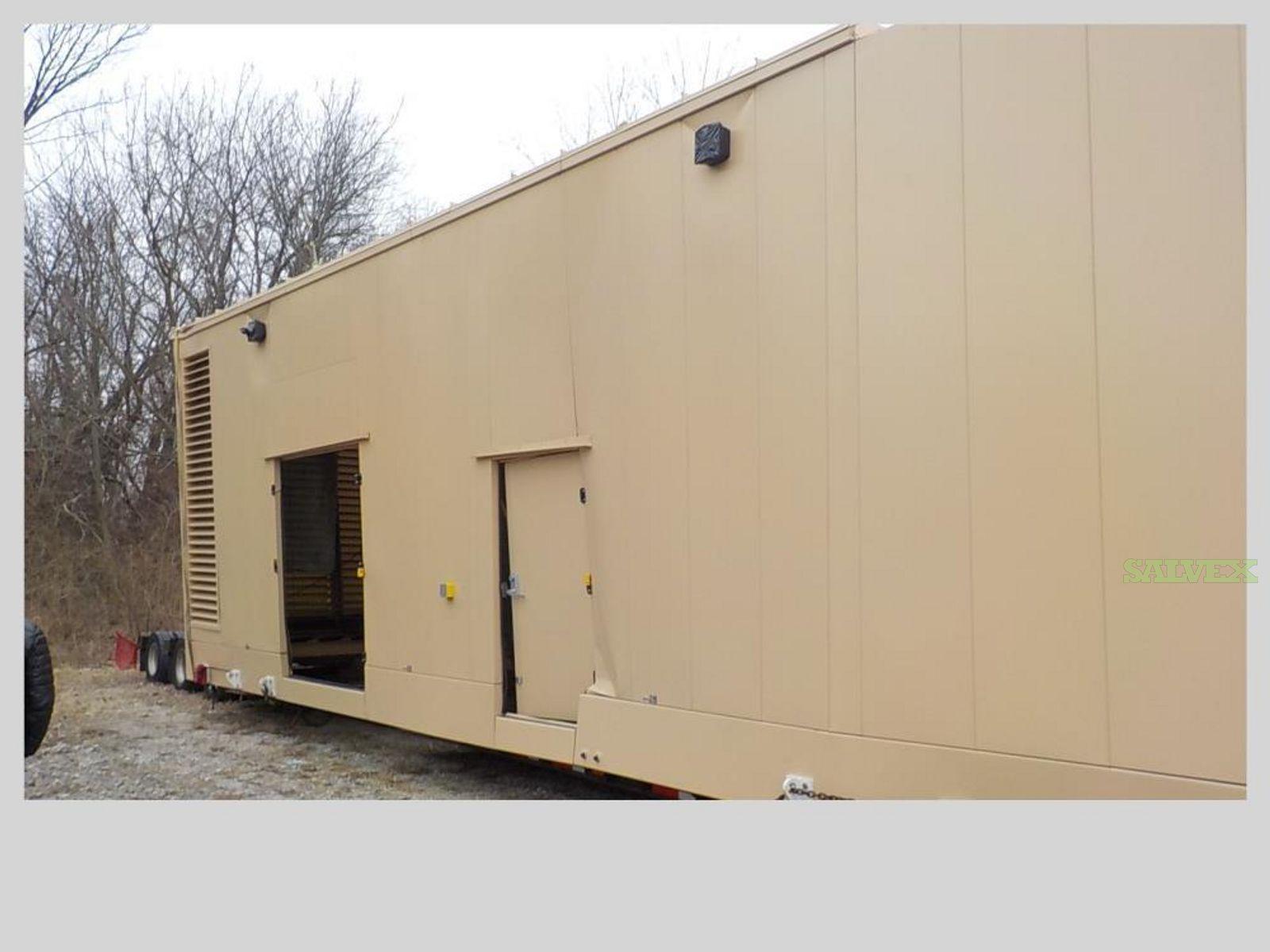 Generator Enclosure (40'x13'x15')- Damaged