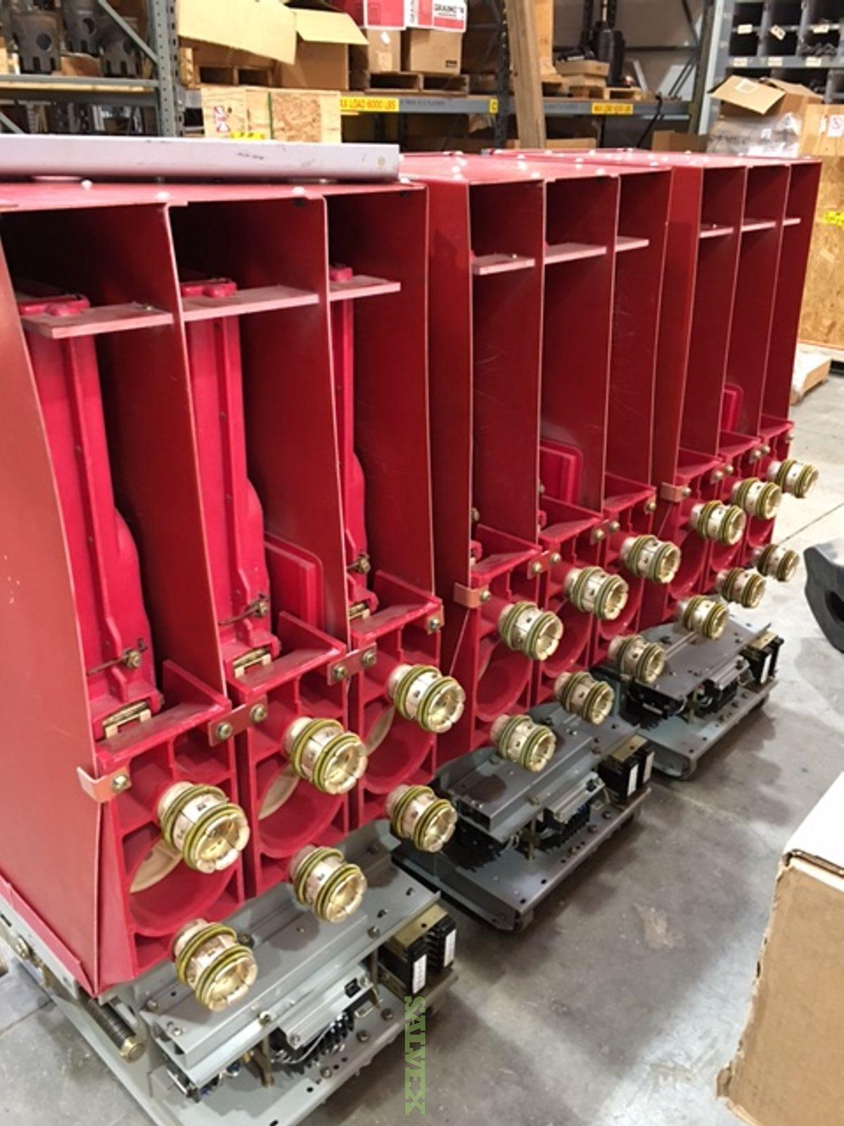 ABB 03-B Circuit Breakers (3 Units)