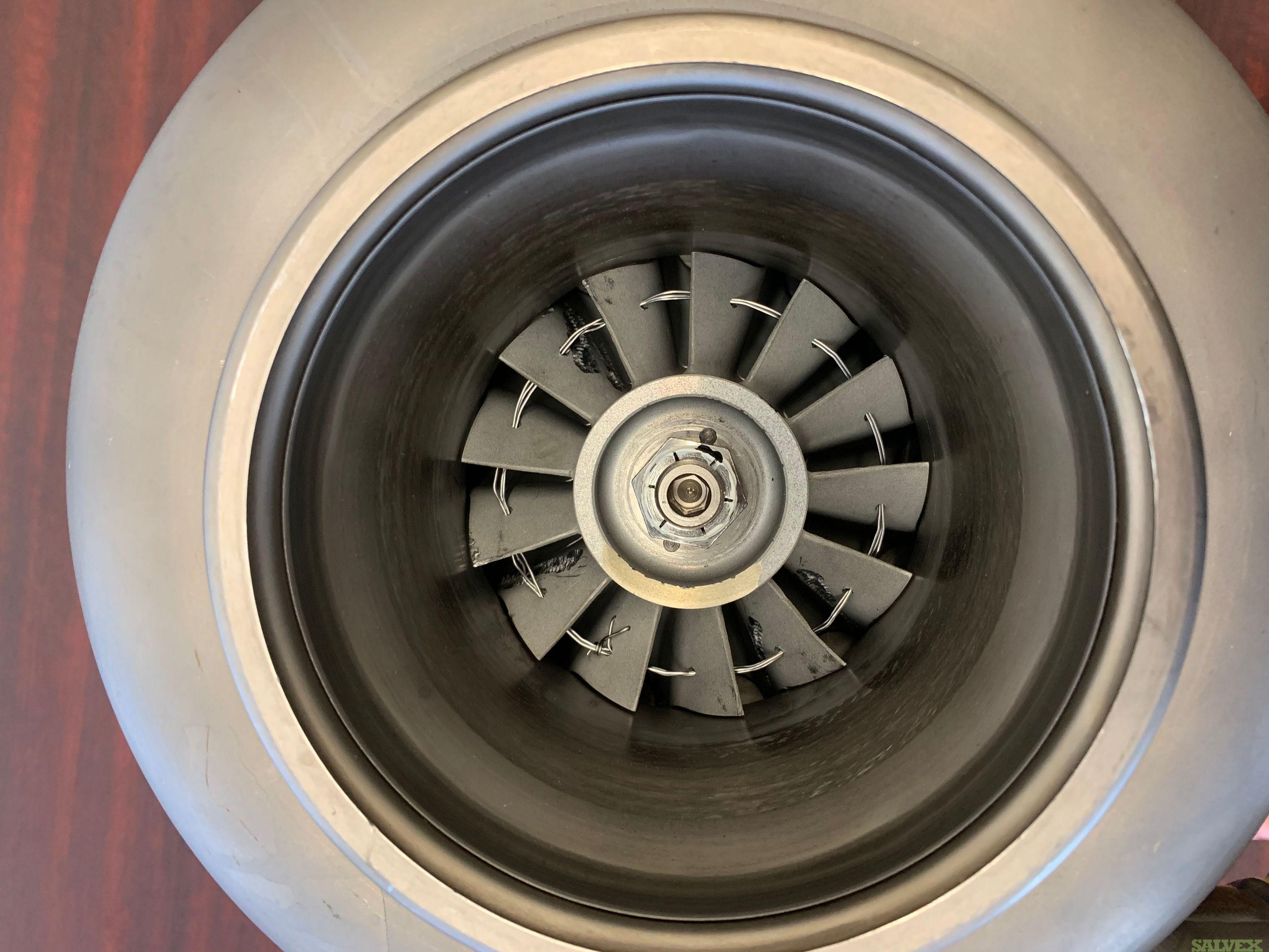 Turbine - Aircraft Cooling