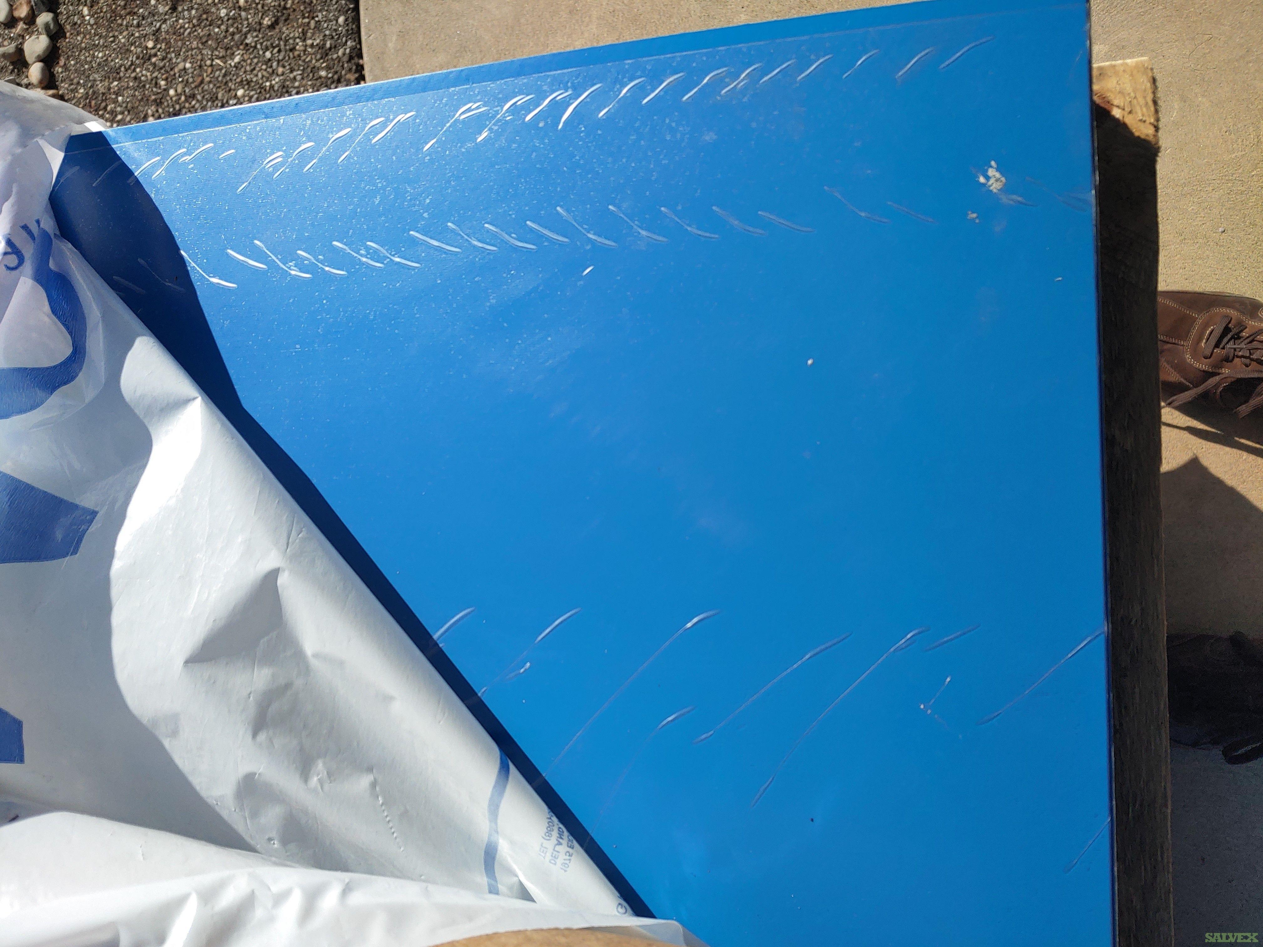 Steel Panel Sheets // 18 Gauge (90 Sheets)