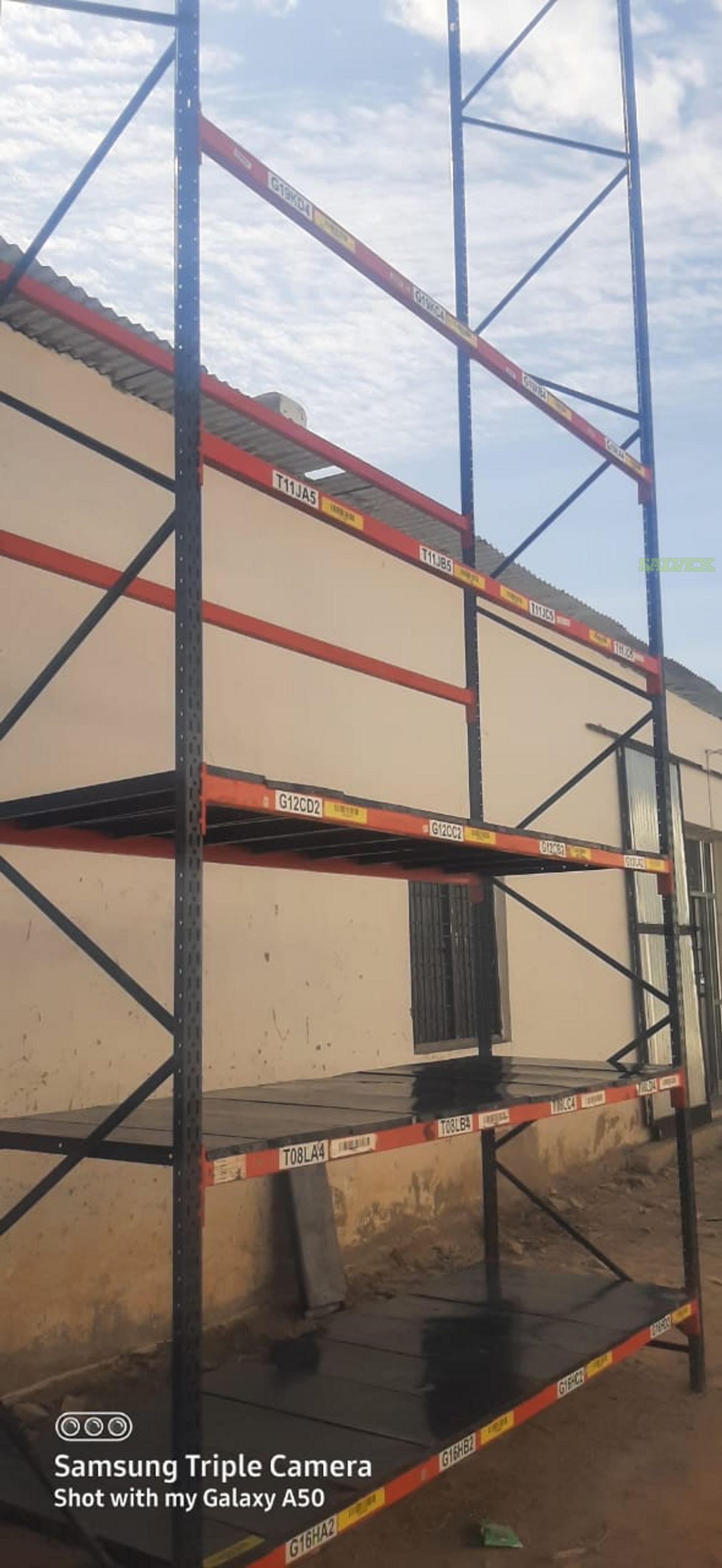 Warehouse Industrial Racks (50 Tons)