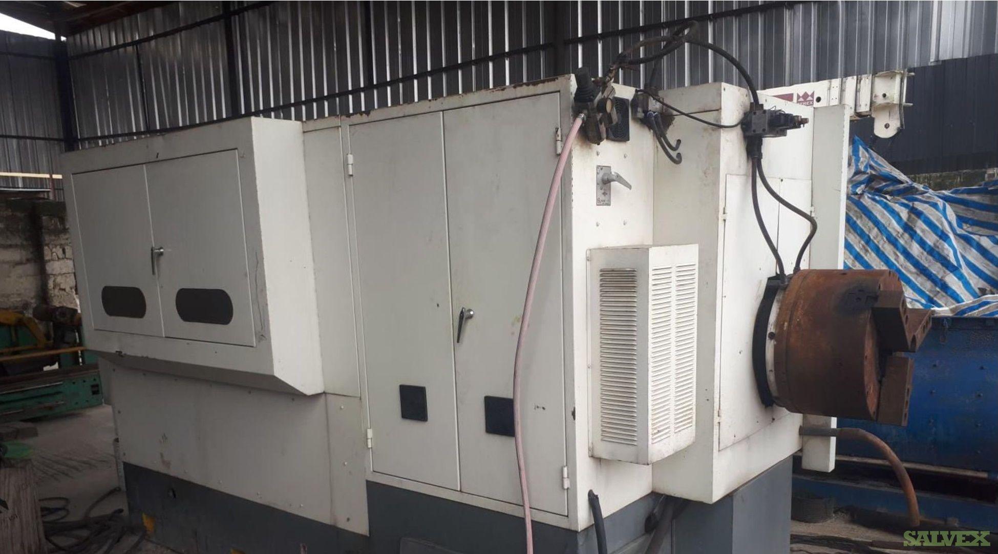 FANUC Model D CNC Machine (2 Units)