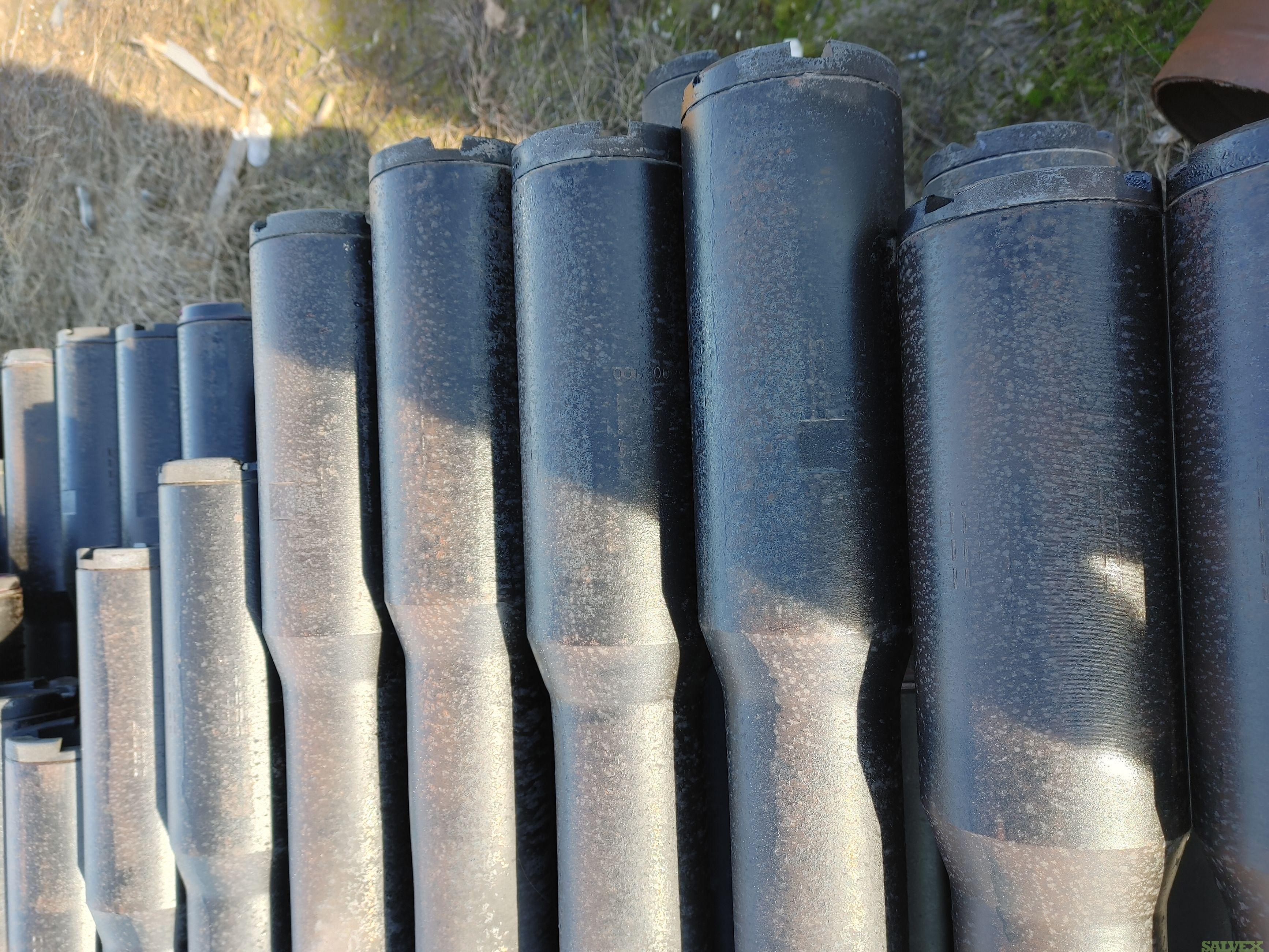 4 14# S135 NC40 Surplus Drill Pipe (7,560 Feet / 48 Metric Tons)
