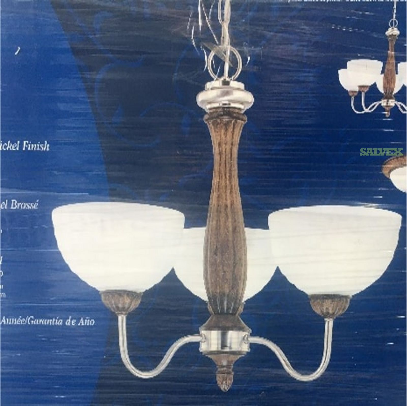 High End Wall & Ceiling Light Fixtures (1213 Units)