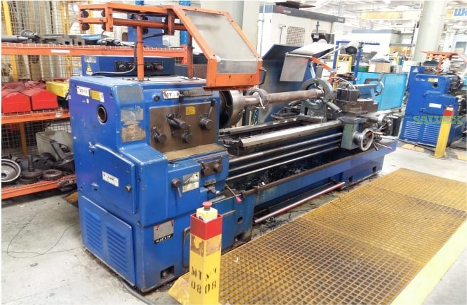 Machine Tools (CNC Lathes, Conveyor Testing, Pallet Systems, Others (16 Items)