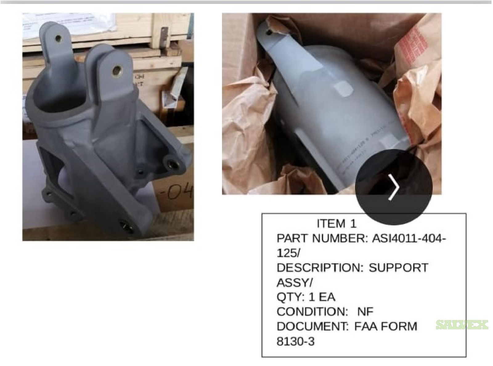 Bell Support Assy (1Unit)