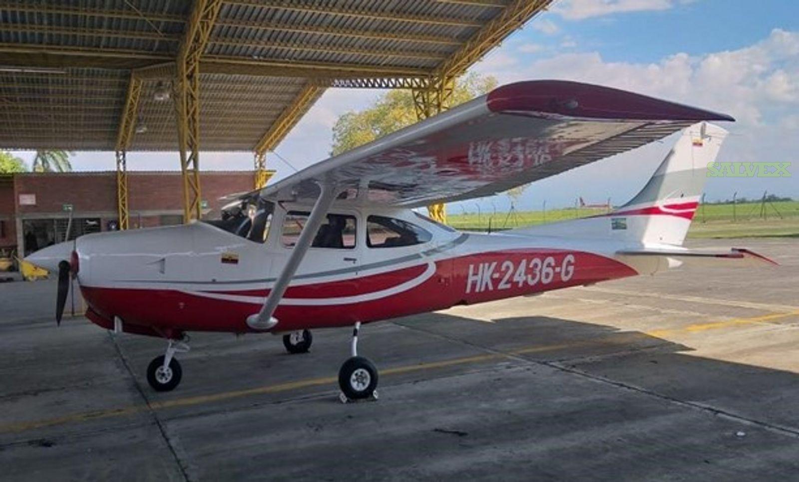 Cessna TR182 Aircraft 1979
