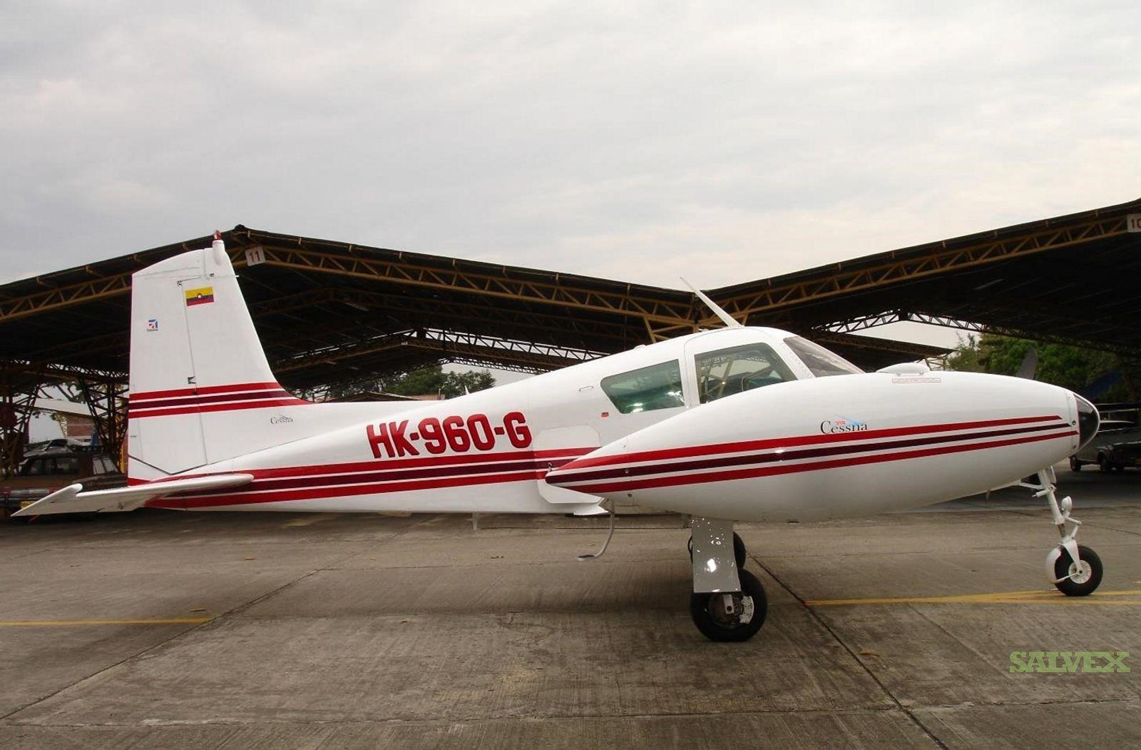 Cessna 310 Aircraft