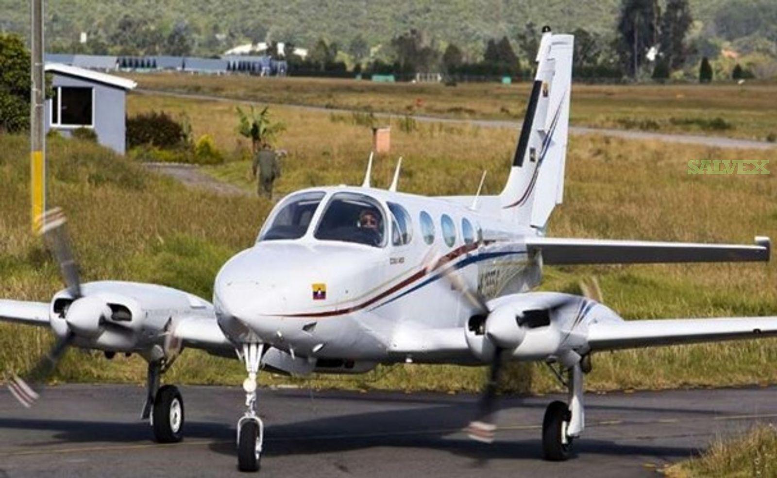 Cessna 340A Aircraft