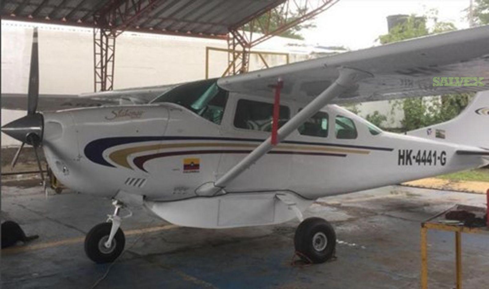 Cessna TU 206E Aircraft