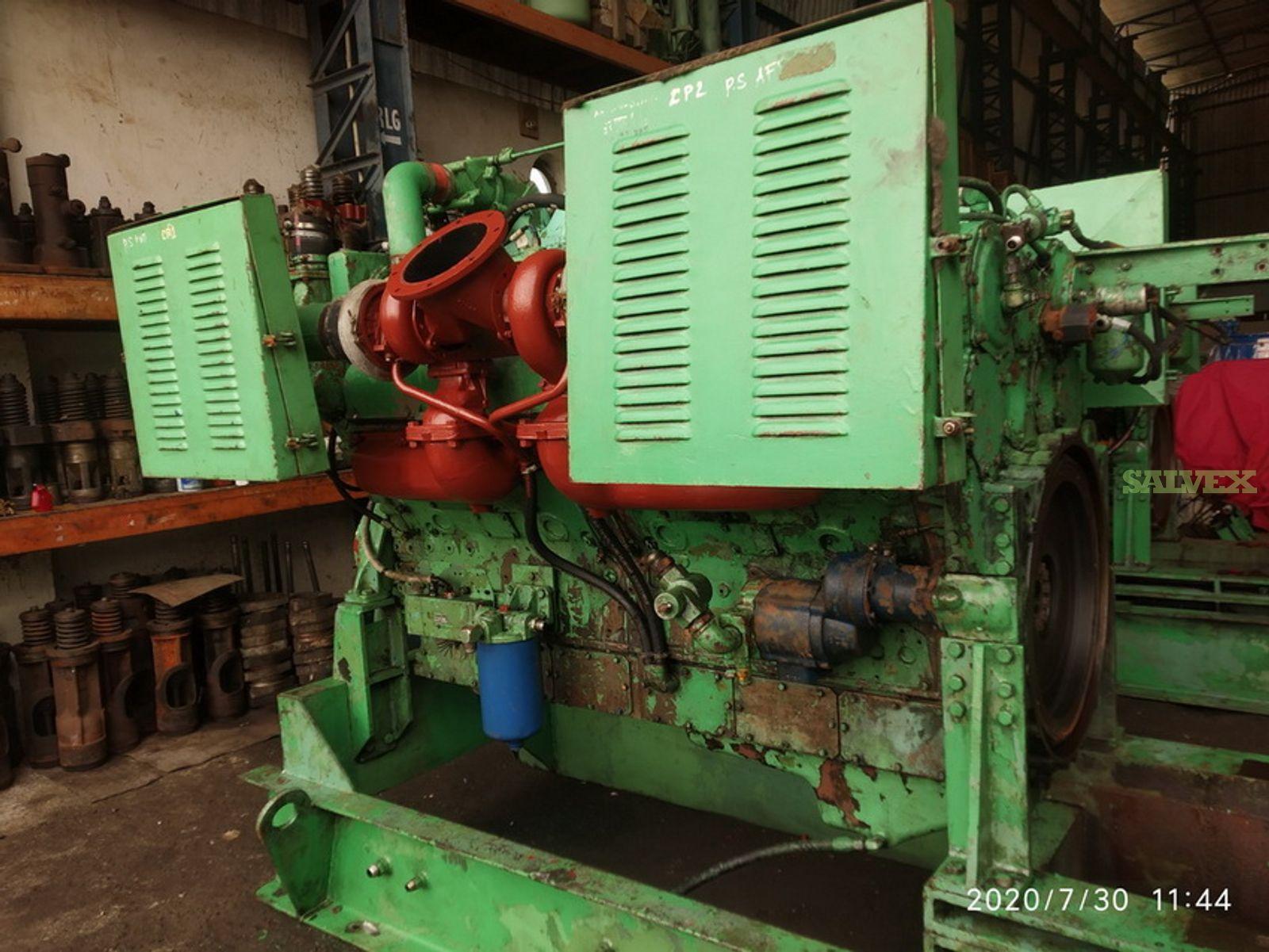 Detroit Diesel Marine Engines Type 12V149 (2 Units)