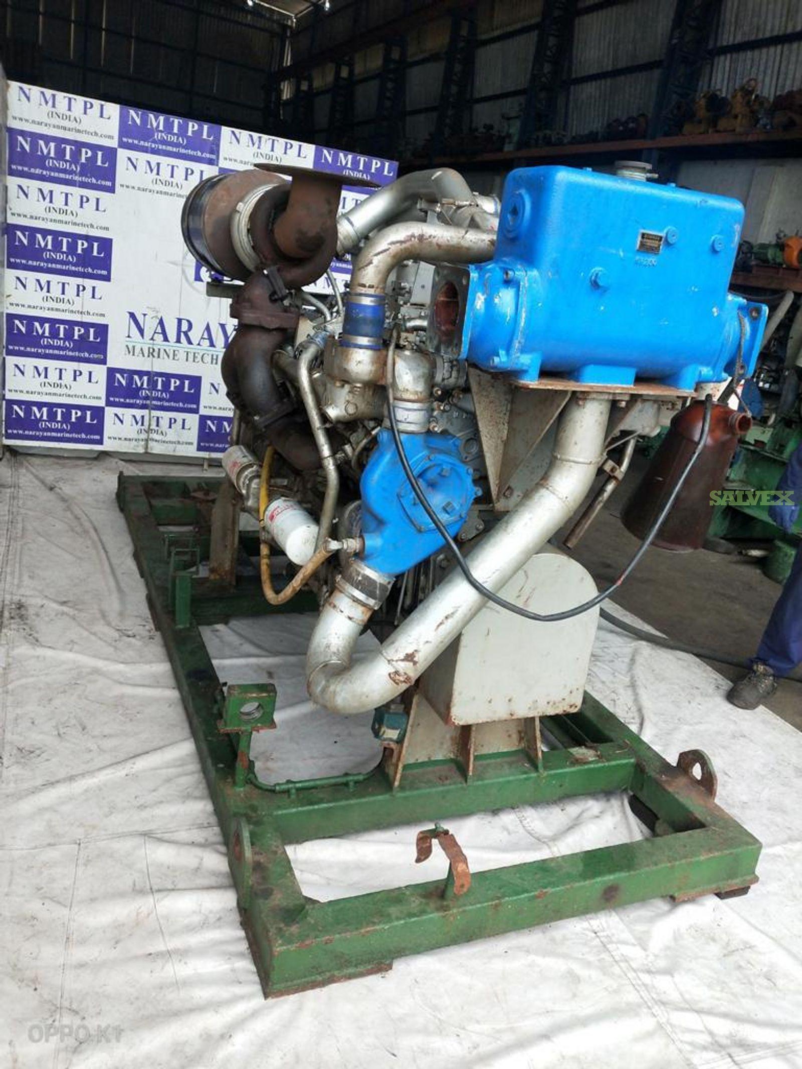 Detroit 12V92 Diesel Marine Engine (1 Unit)