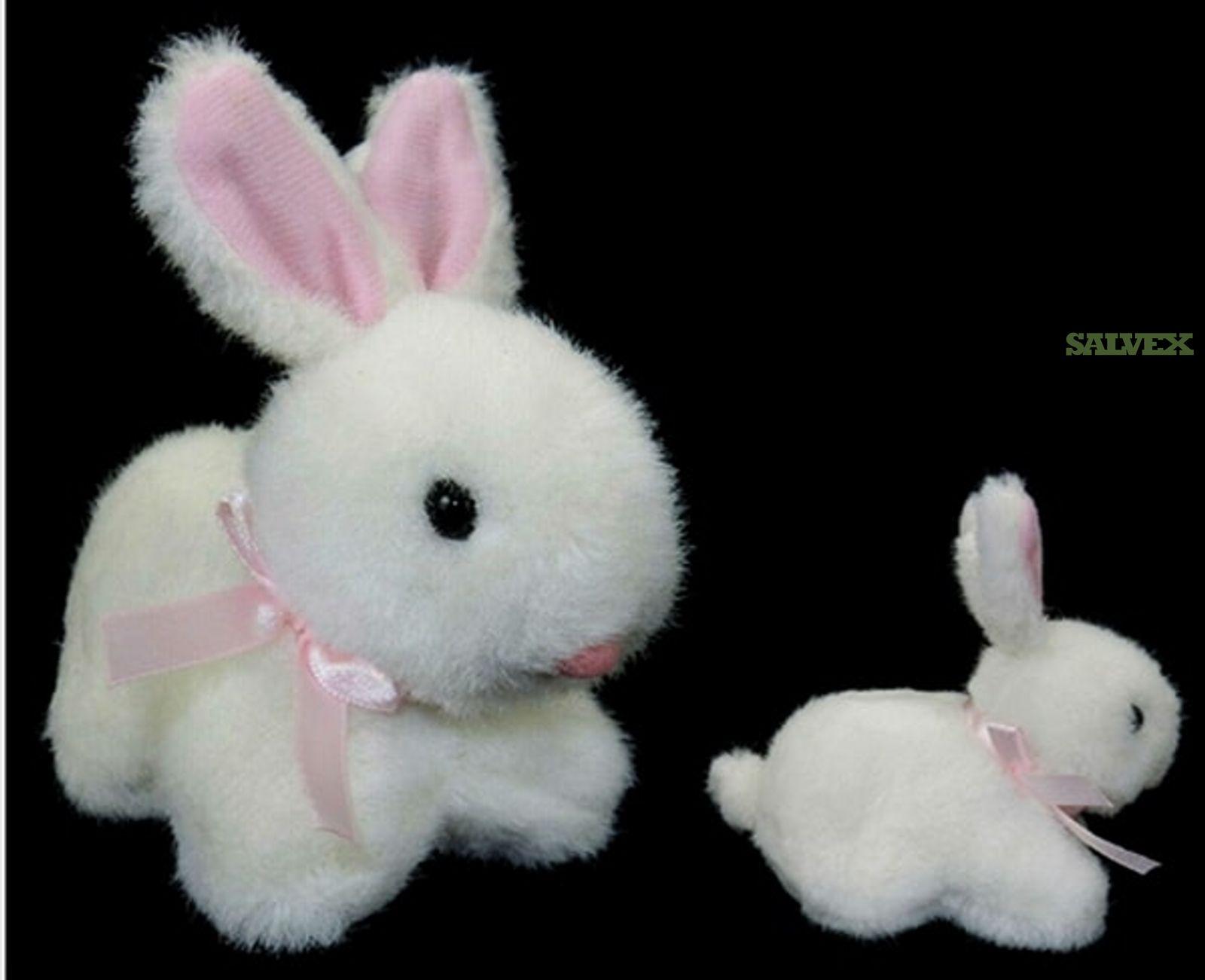 Little Plush Bunny (11,000 Pcs)