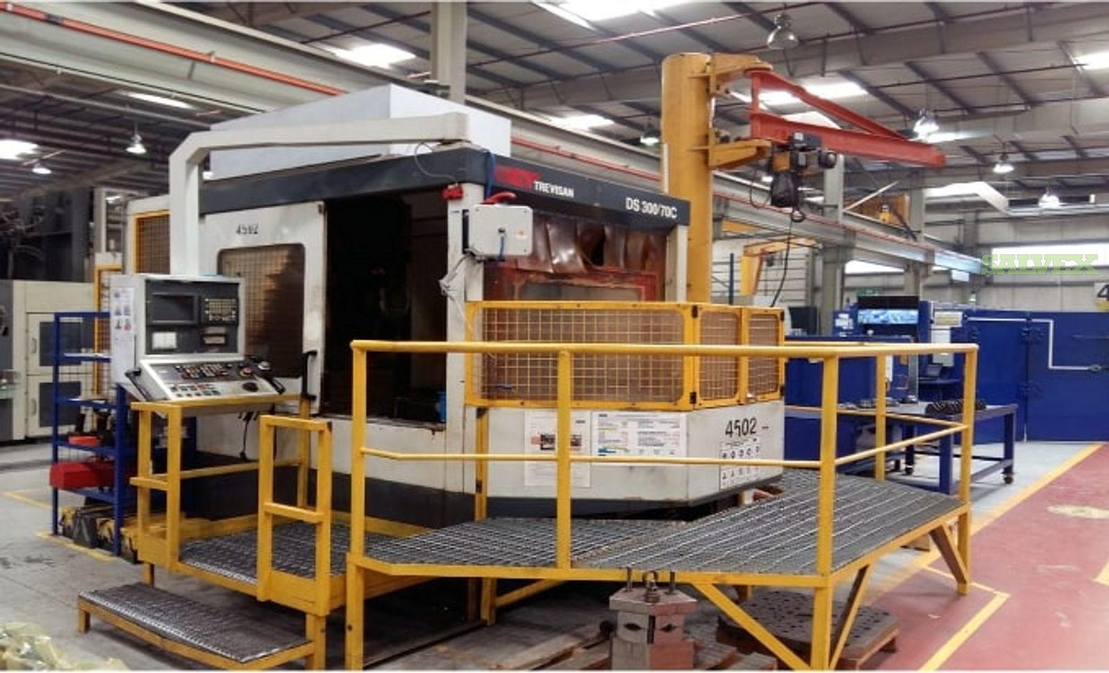 Trevisan DS300/70C CNC HBM Machine 2001 (1 Unit)