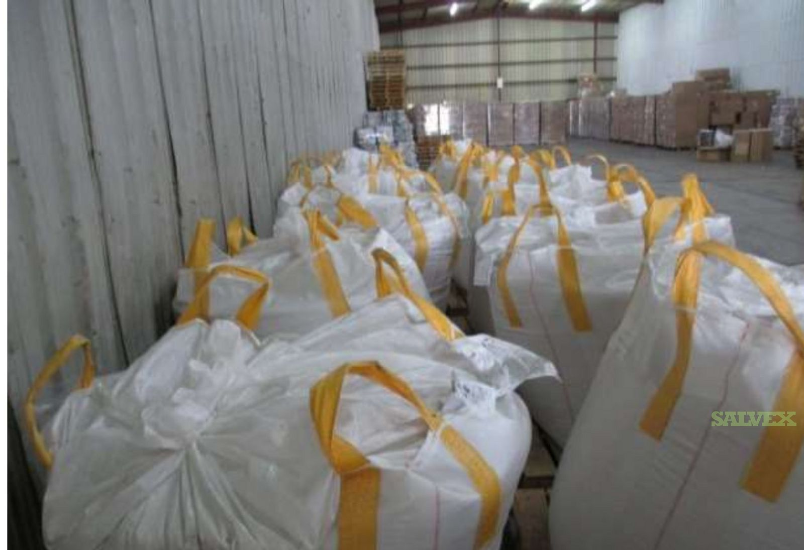 Granulated Sand Bags (42,000 lbs)