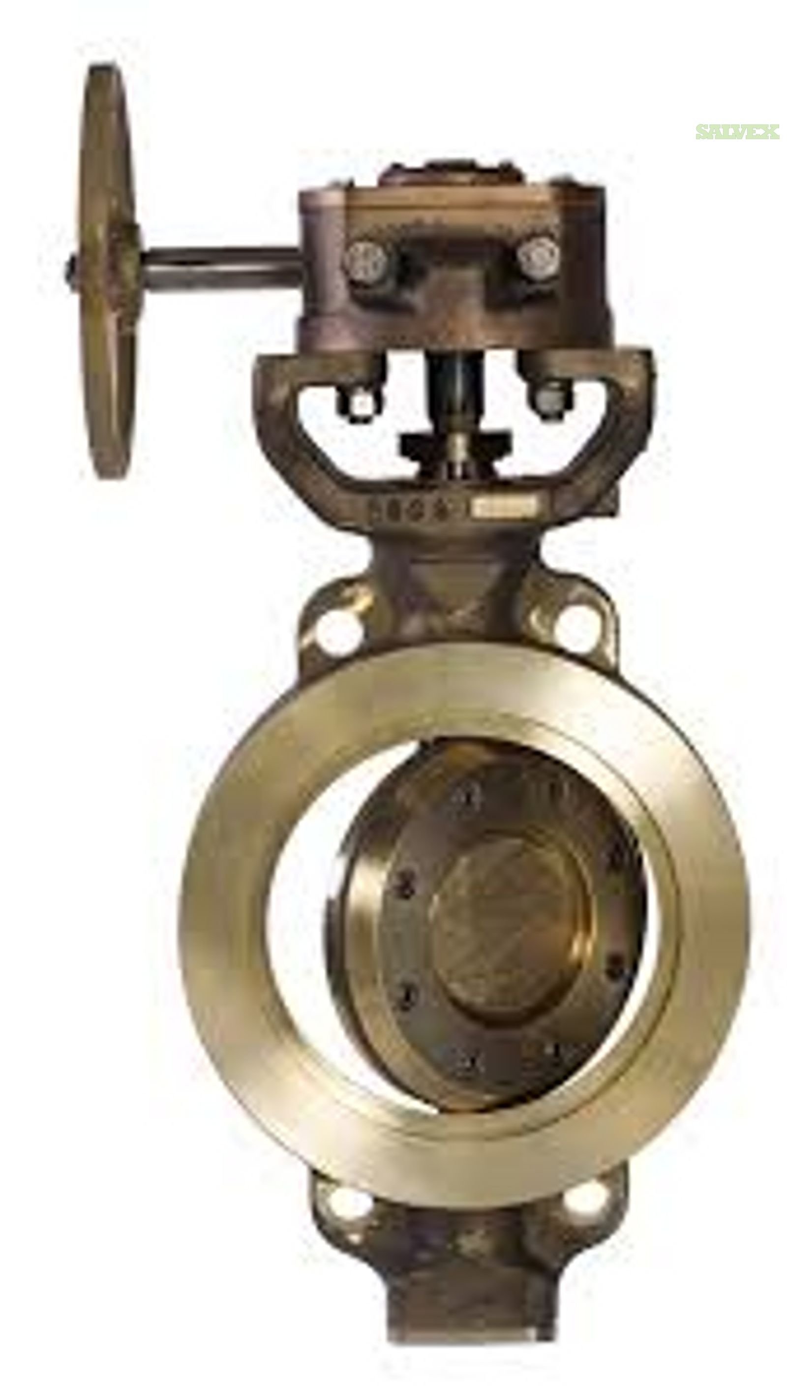 Vanessa DN100 4 High-Performance, Triple Off-Set, Gear Operated Butterfly Valves (10 Units)