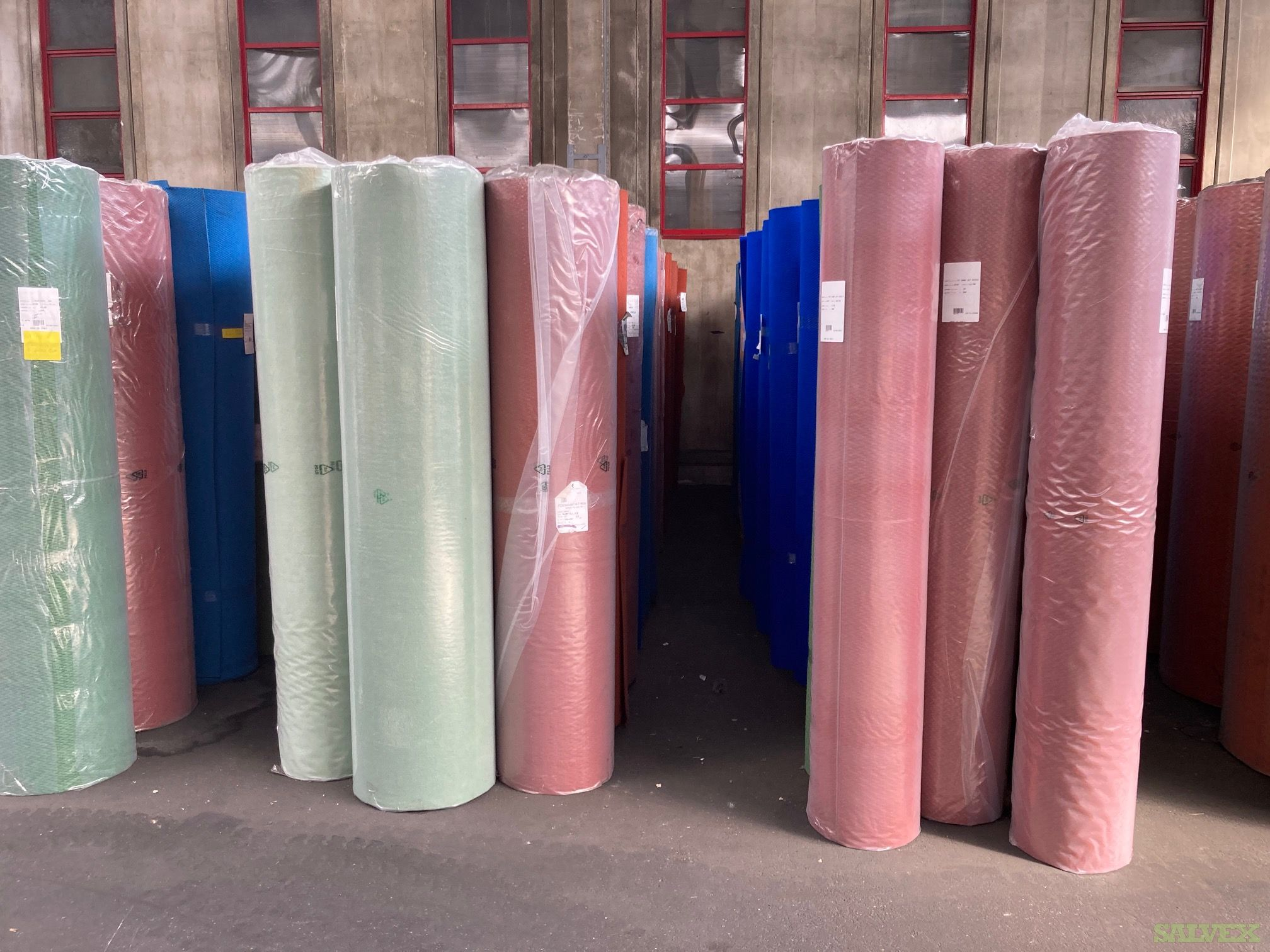 Floor Covering Rolls (58,062 m2)