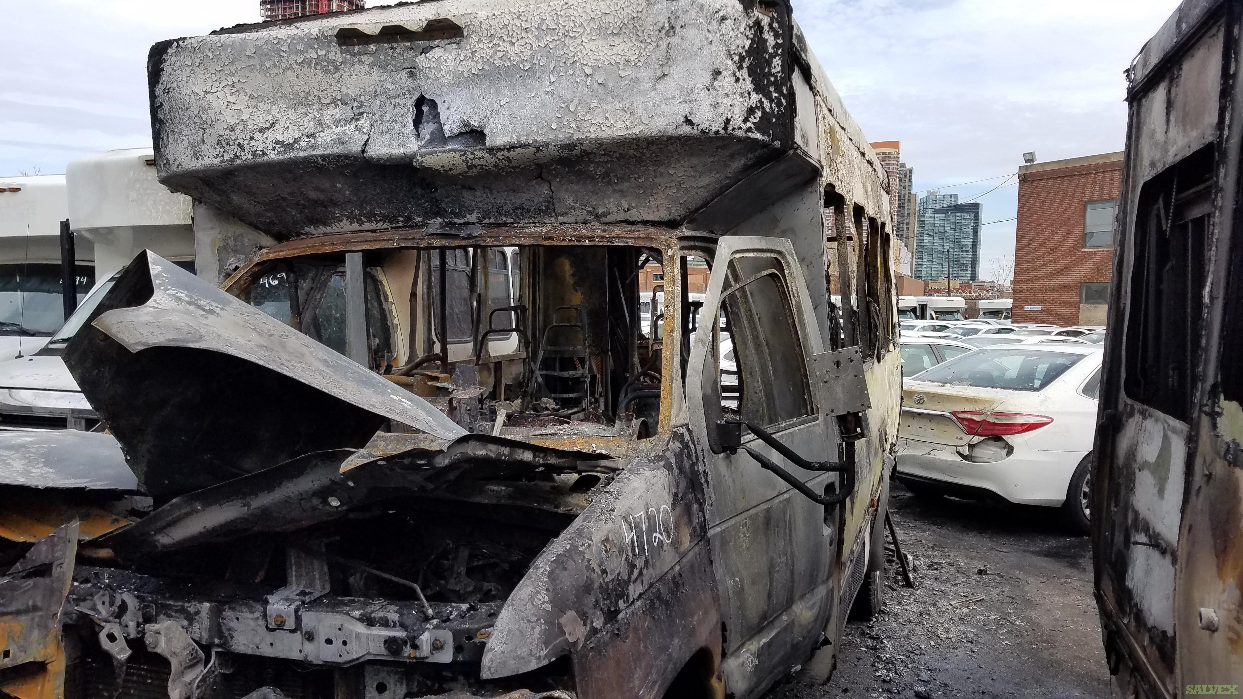 Paratransit Buses - Scrap (5 Units)