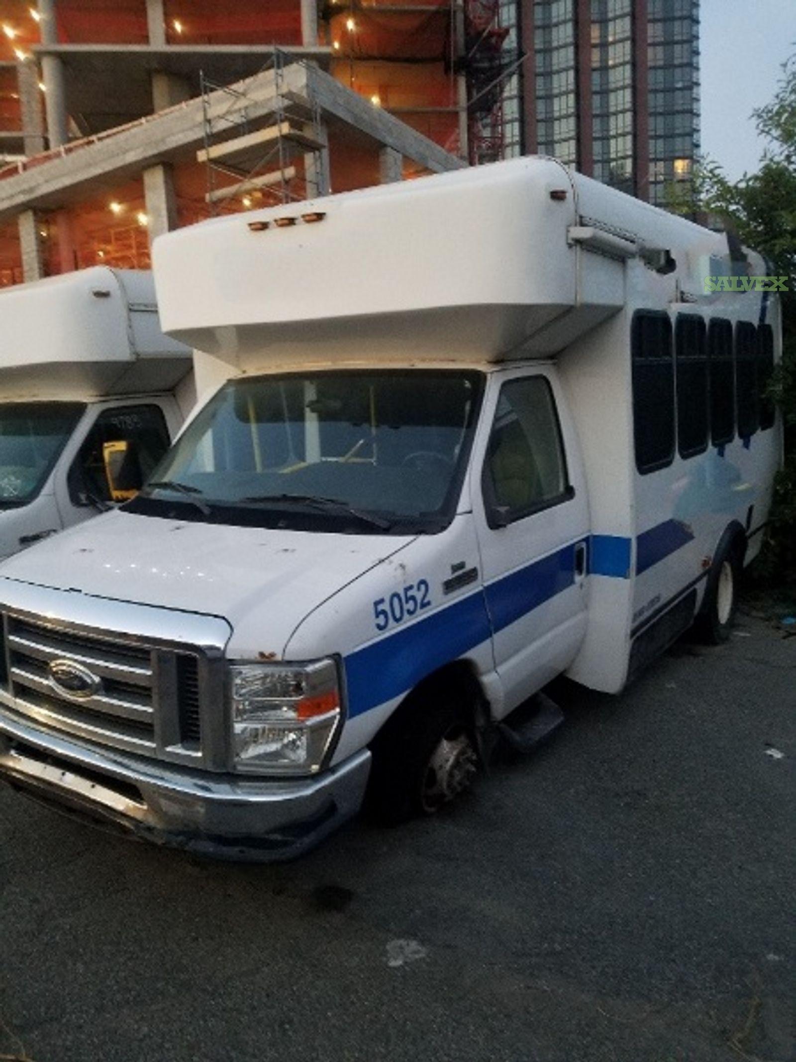 Paratransit Bus - Scrap (1 Unit)
