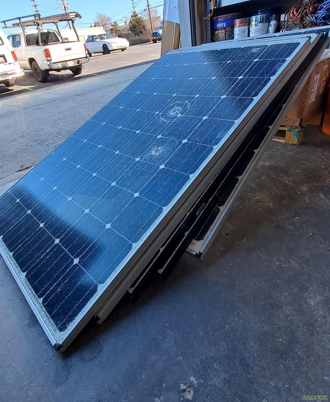 Hyundai HiS-S295RG 295W and Sunmodule SW 280 Mono 280W Solar Panels (5 Units)
