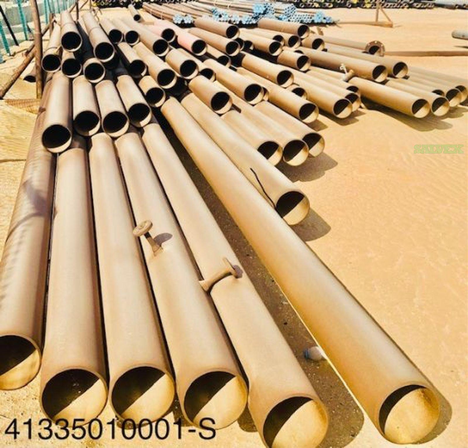 2- 10 Surplus Line Pipe (243 Metric Tons)