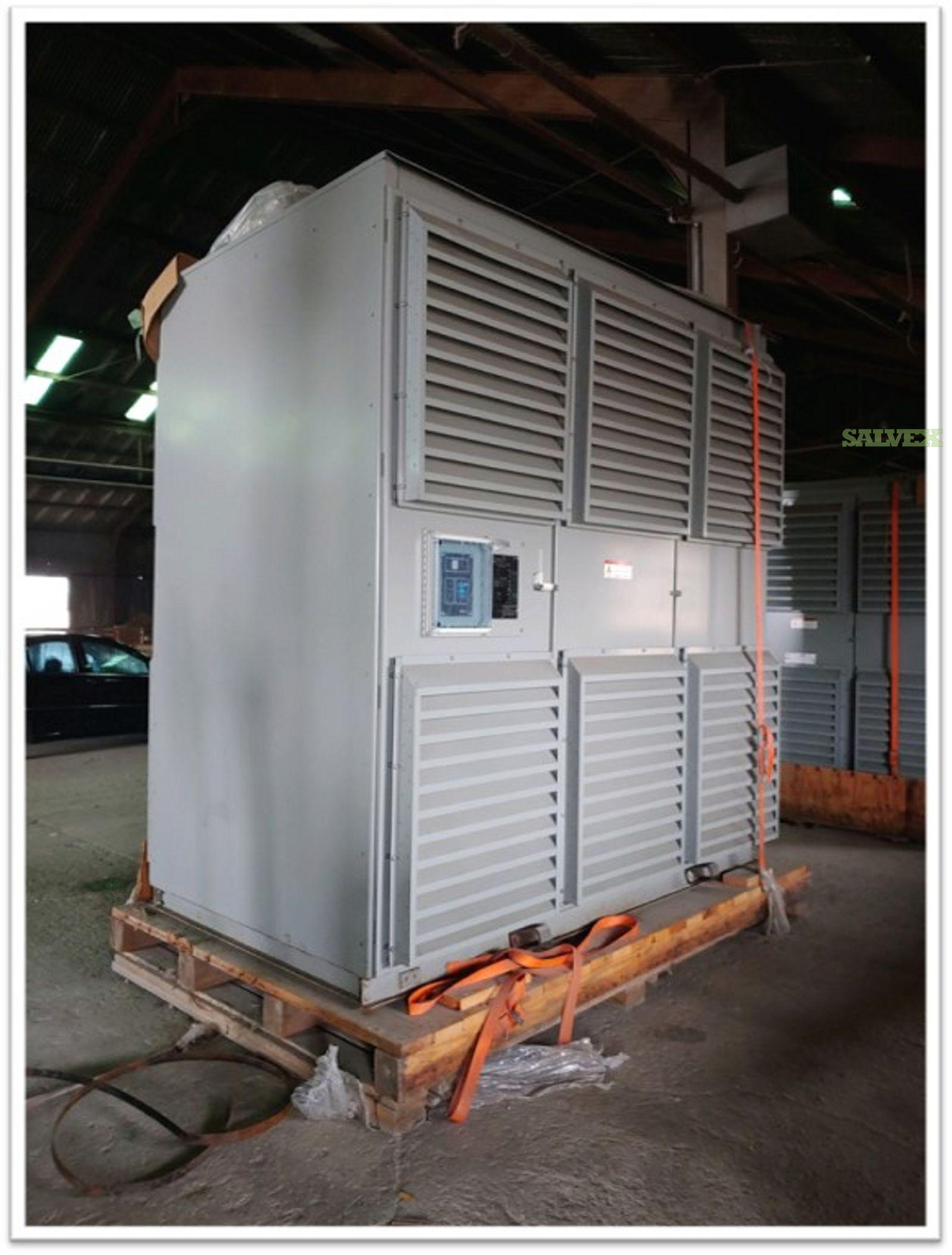HPS Three Phase Dry Type Transformer (2 Units)