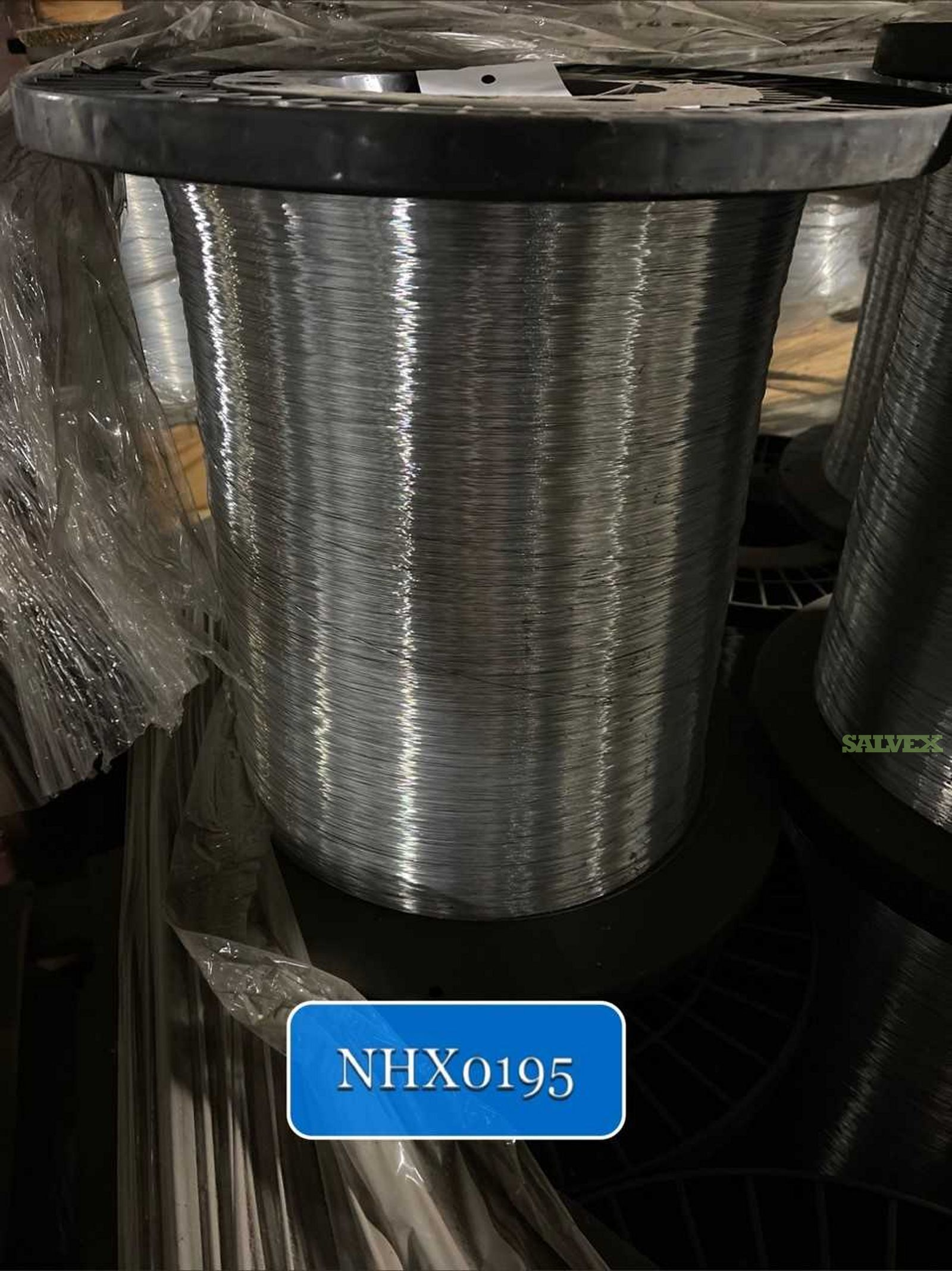 Galvanized Carbon Steel Wire (324,000 Lbs)