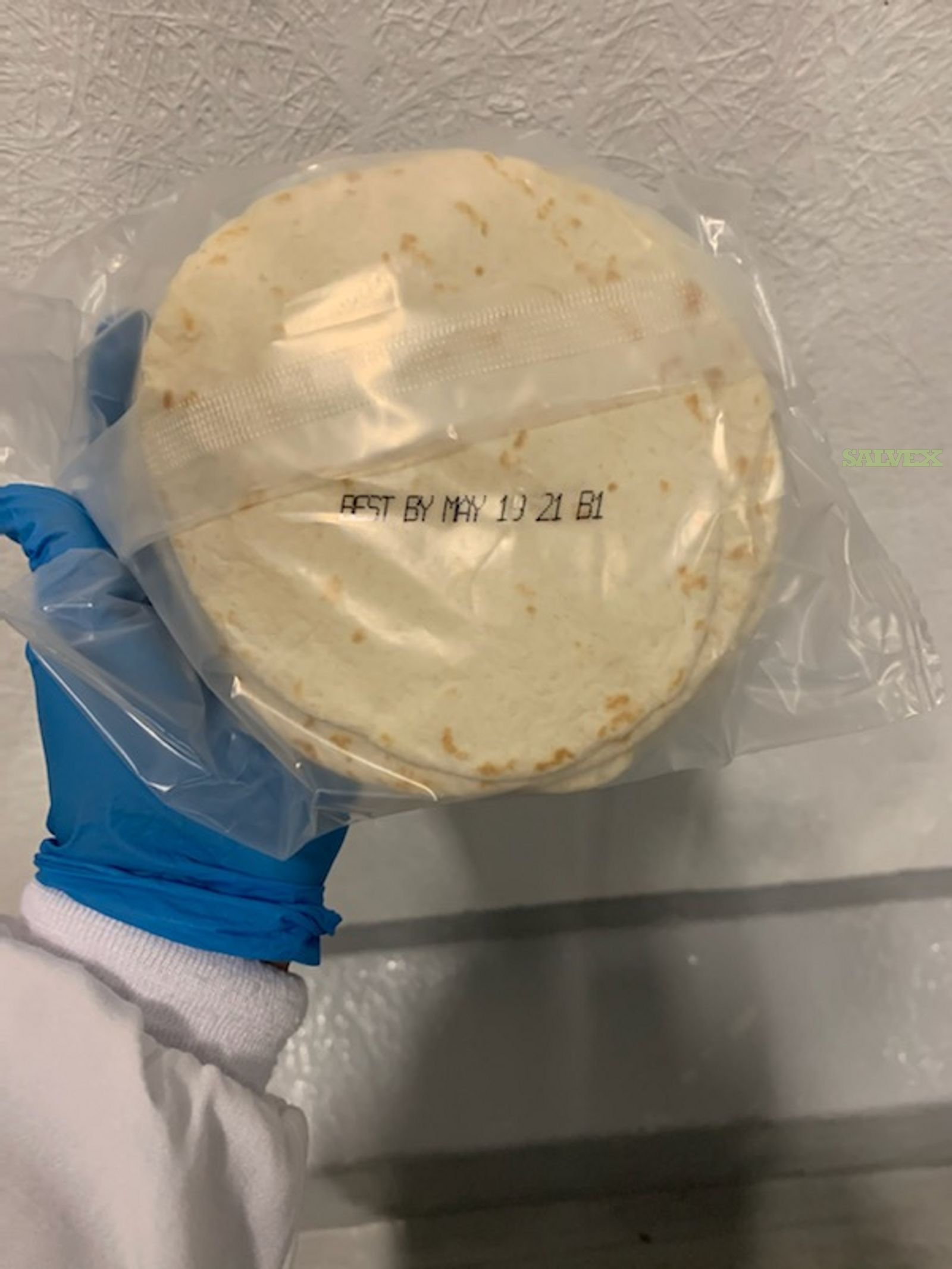 Flour Tortillas, Queso Fresco & Wheat Wraps (1,180 Cases)