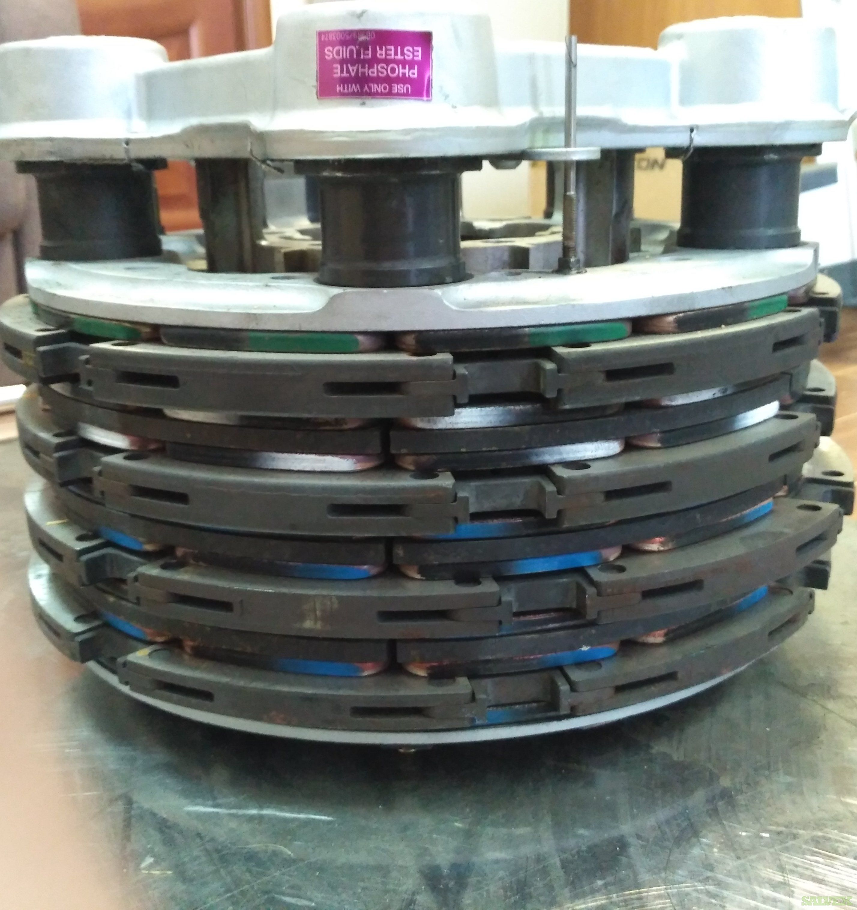 Brake Assy for  CRJ100/200, Boeing 757, Boeing 767 & Boeing 737NG Aircraft (9 Units)