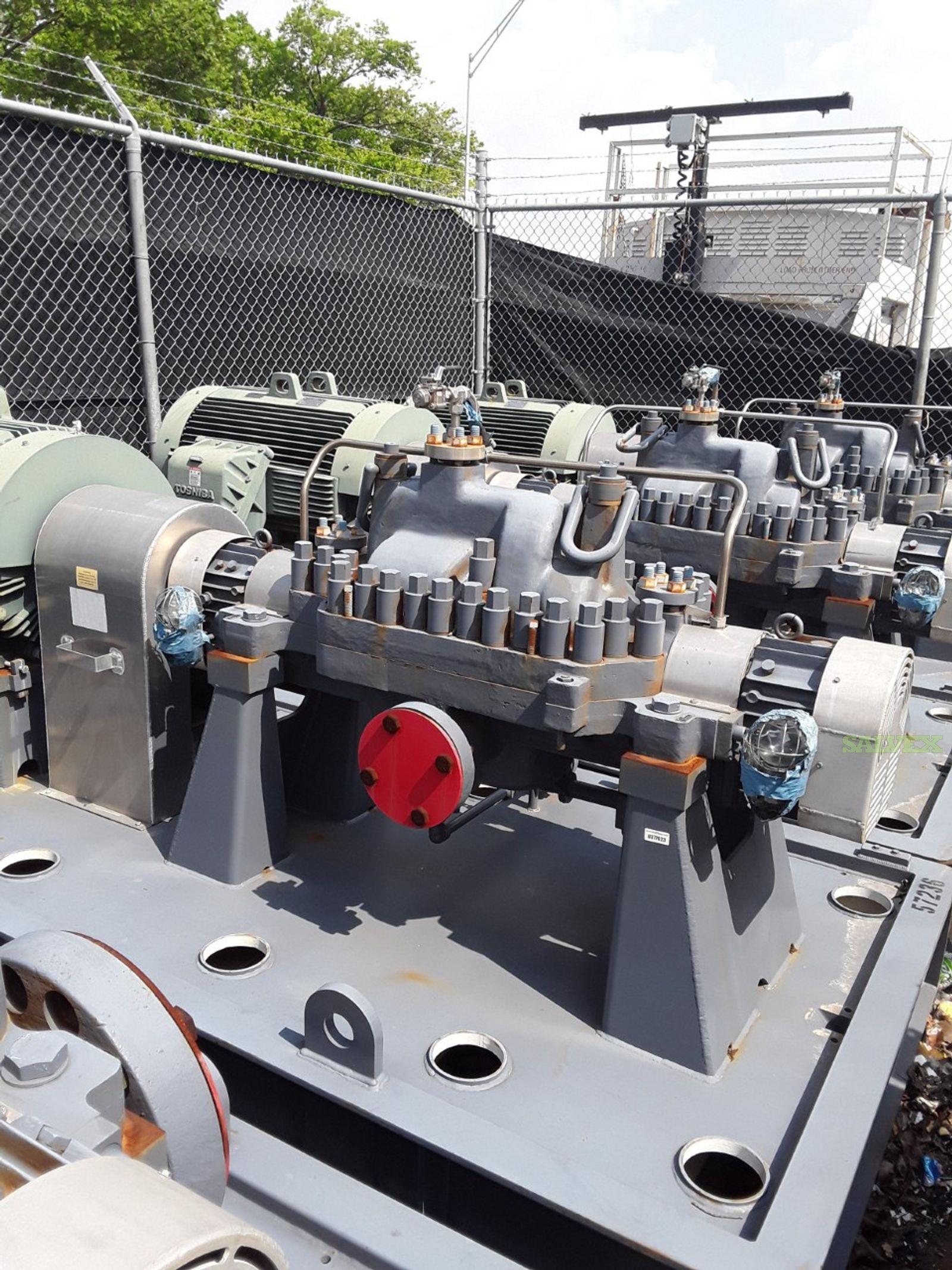 Pumpworks Pumps - 7 units