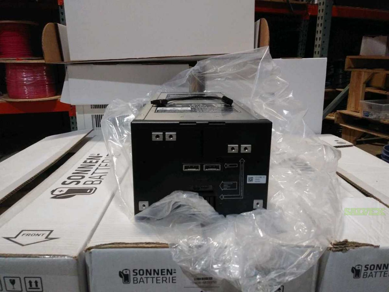 Sonnen 10kWh Battery Management Systems & Add-on Battery Boxes / Sony 2.0 kWh Battery Modules (15 Units)