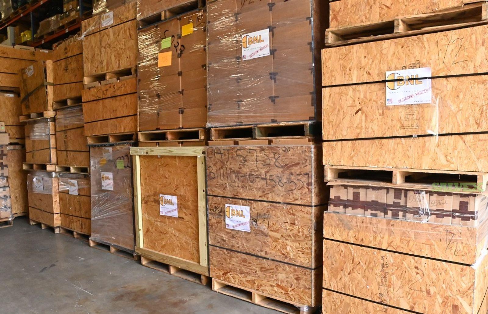 Over 40 Pallets 2 Truckloads