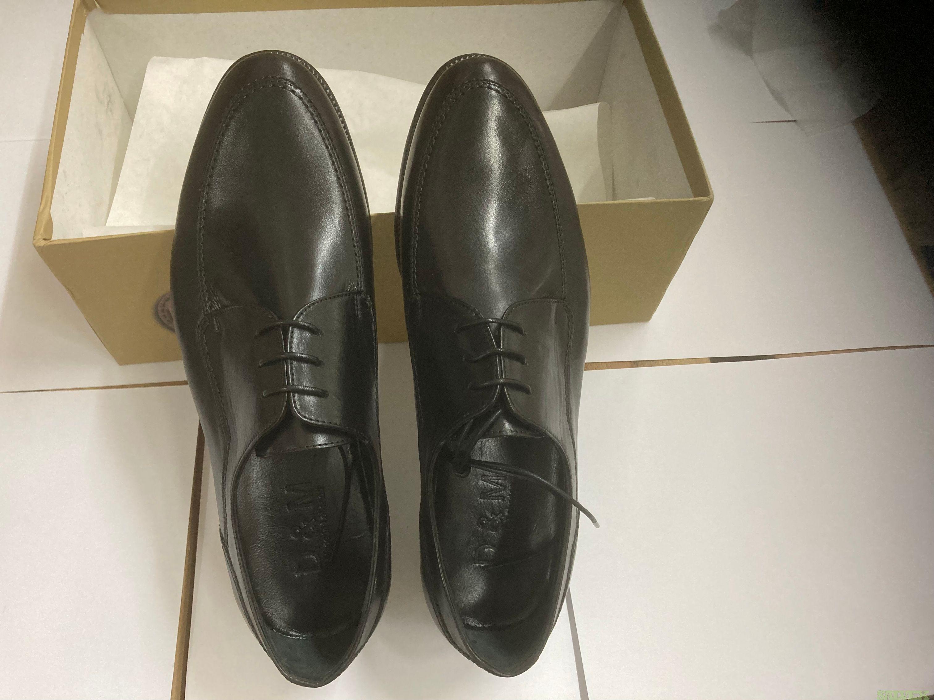 Daniels & Marcel Creation Men Shoes D&M (250 Pairs )
