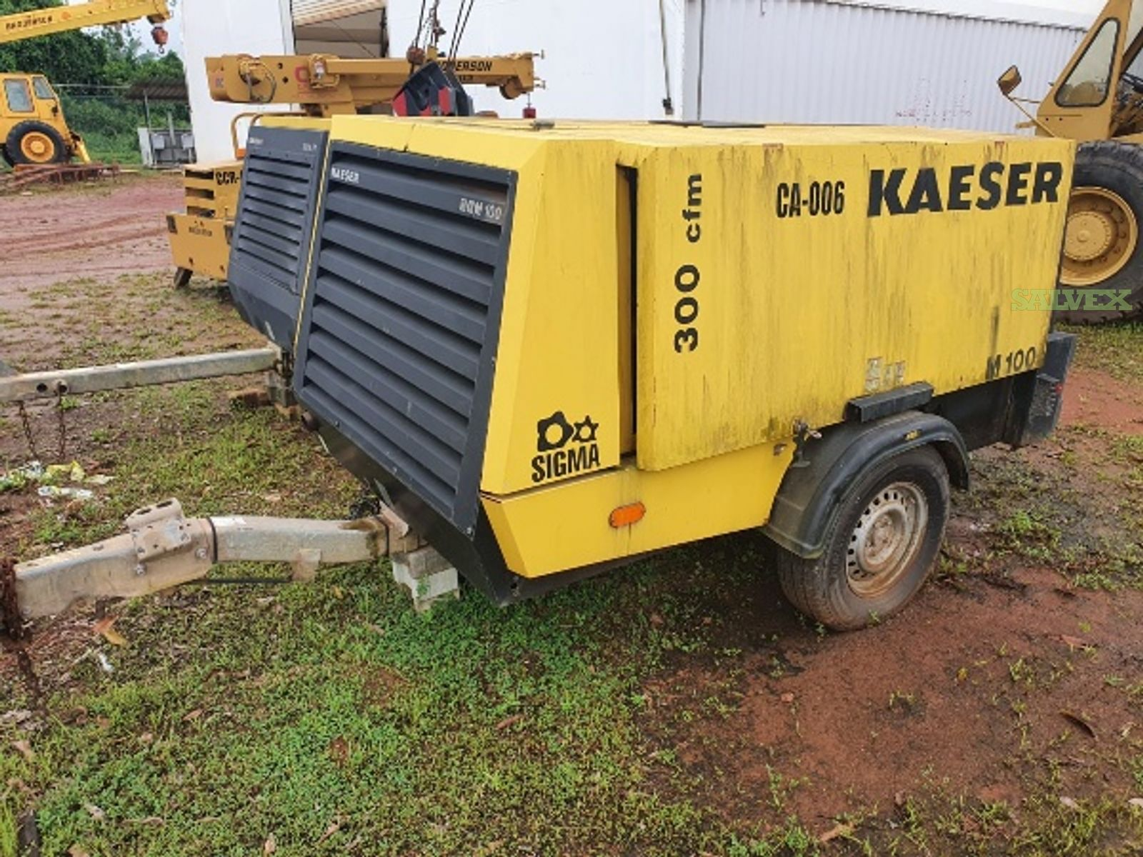 Kaeser Compressors (2 Units)