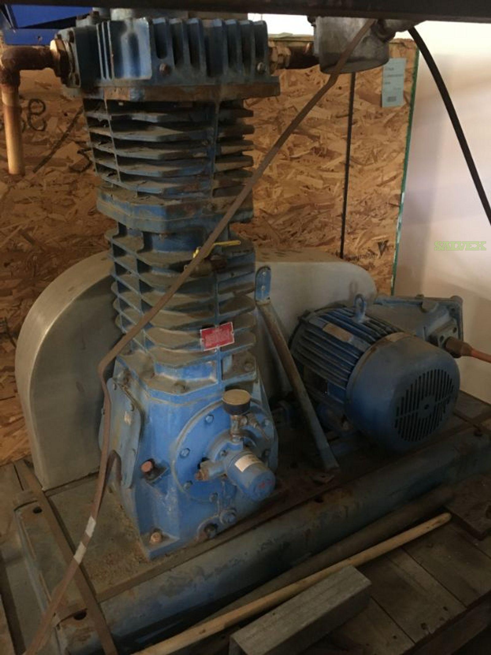 Blackmer HD602B  Reciprocating Gas Compressor (1 Unit)