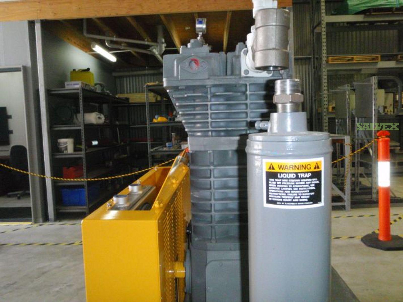 Blackmer NG612 Reciprocating Gas Compressor (1 Unit)