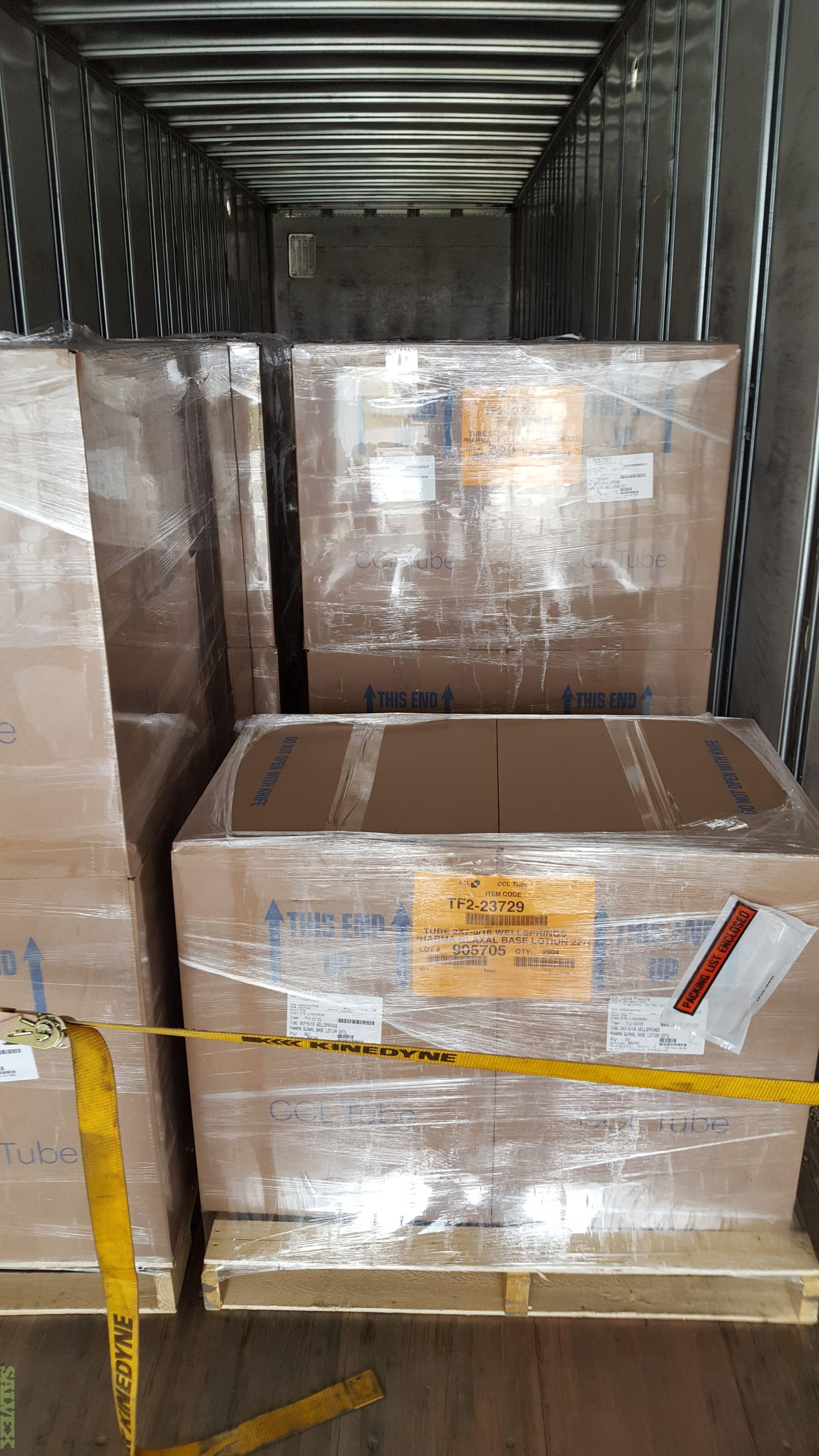 Empty Plastic Squeeze Tubes (3756 LBS) In ON, Canada