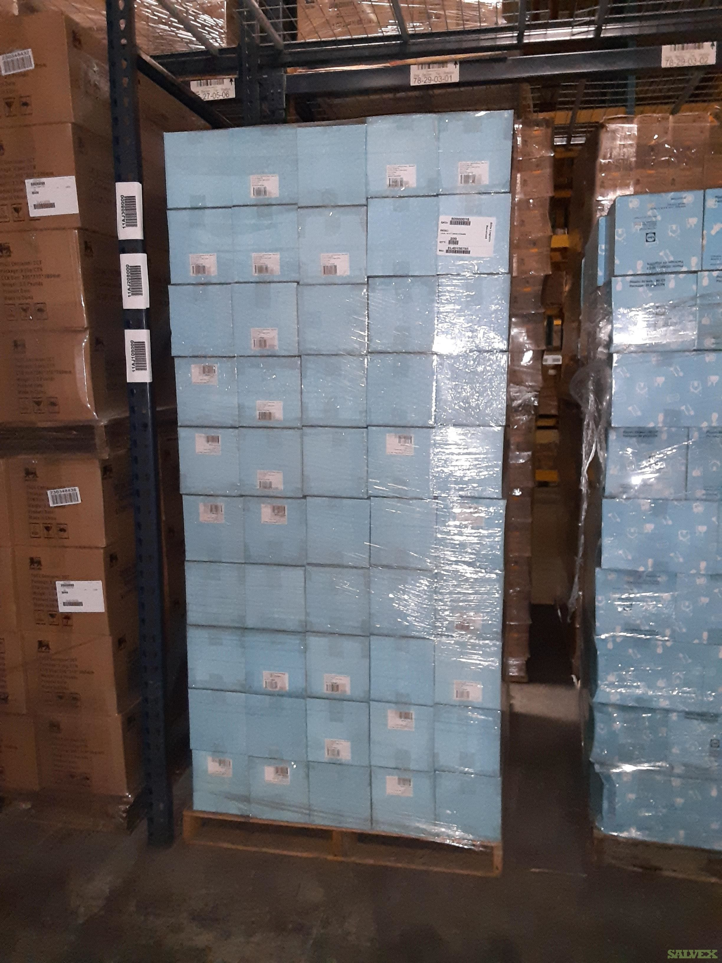 Packaged Straws (1585 Cases)