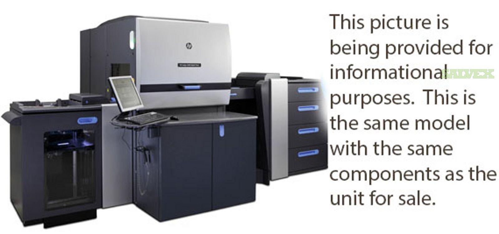 HP Indigo 5600 Digital Press  Printer