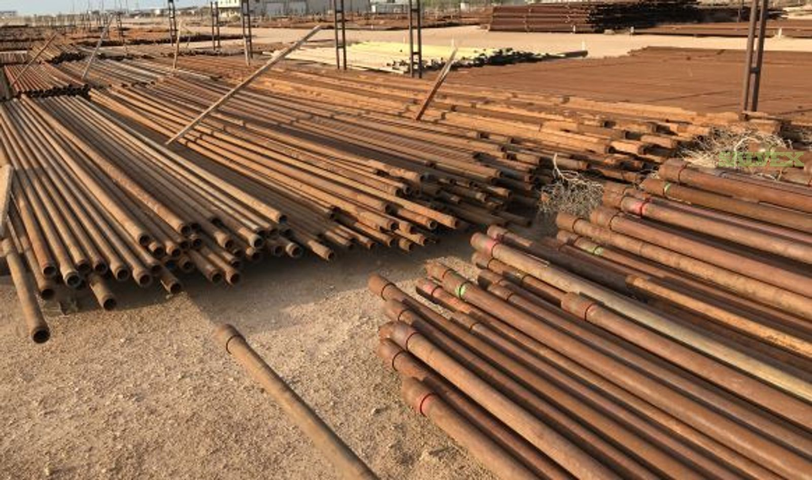2 3/8 4.60# R2 Structural Tubing (719,220 Feet / 1,501 Metric Tons)