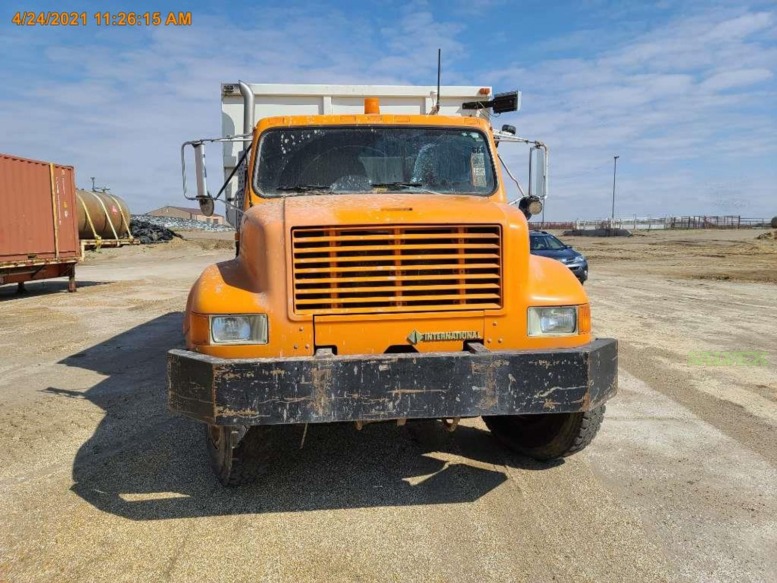 International 4900 Truck 1993 (1 Unit)
