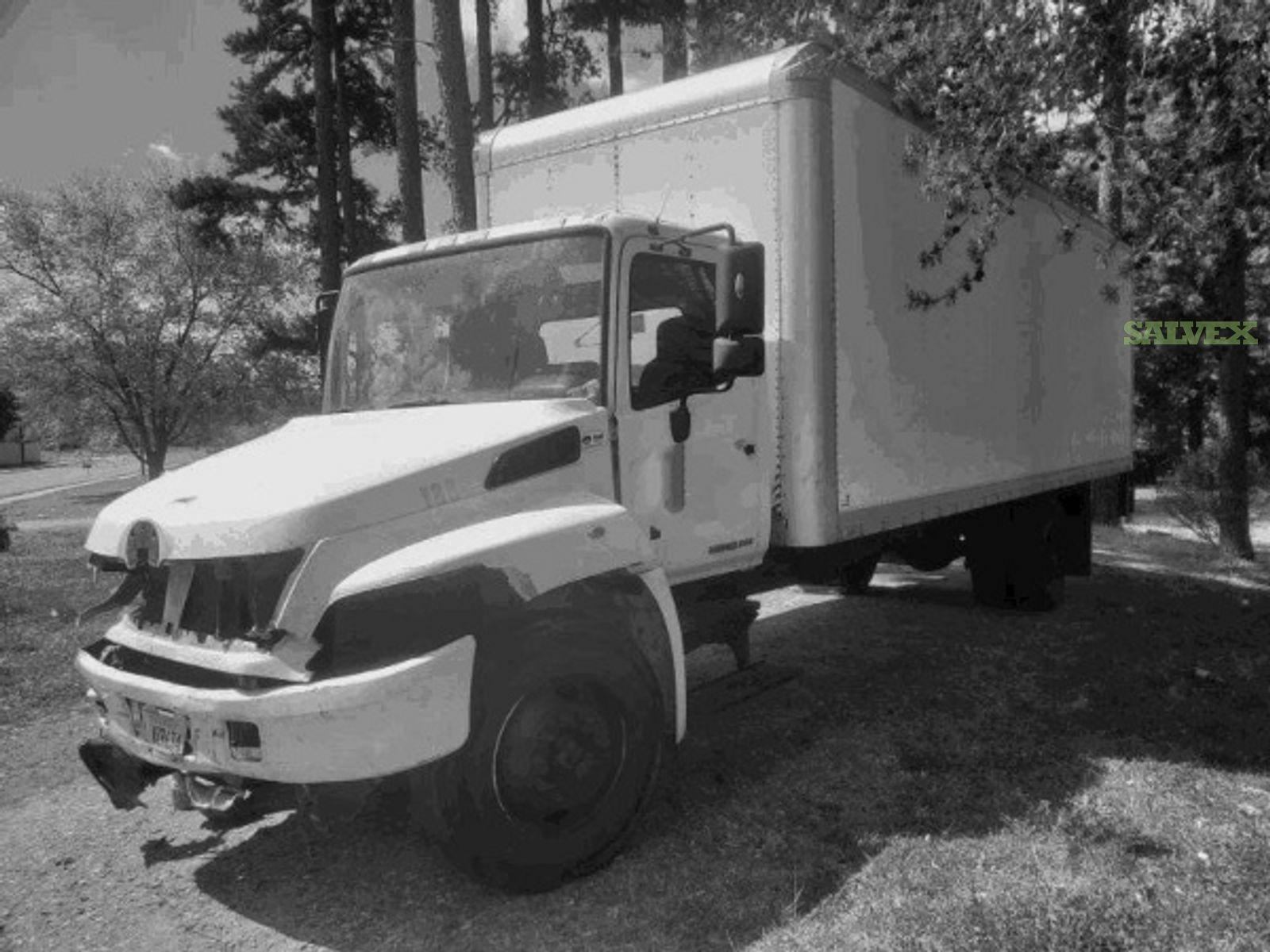 Hino 268 Conventional Cab 2010 (1 Unit)