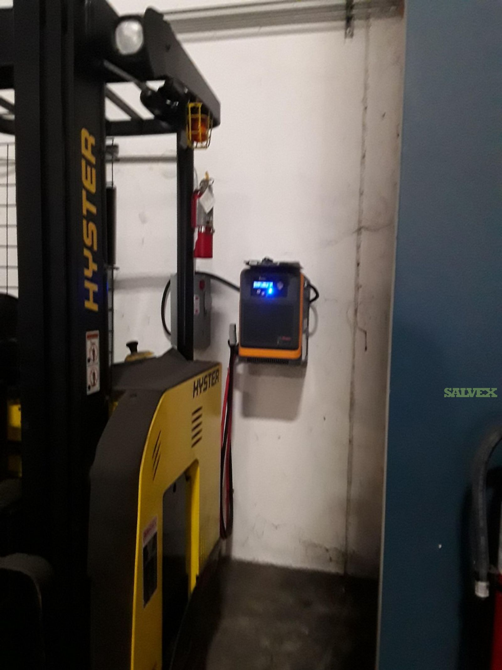 Hyster Stand Up Narrow Aisle lift