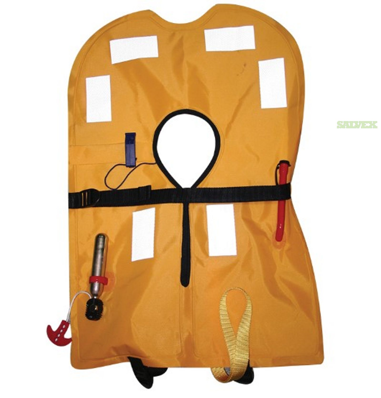 Delta Inflatable Lifejacket Belt-Pack, 150N, ISO 12402-3 (78 Units)