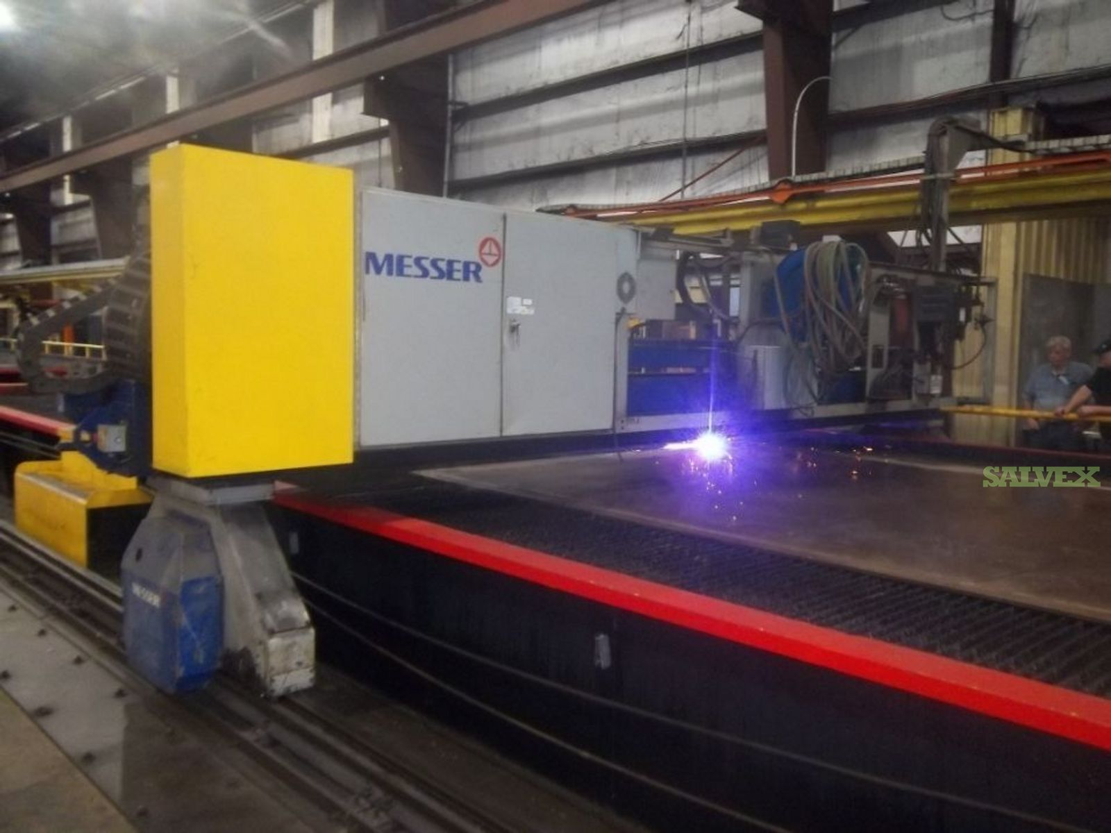 Messer Definition Cutting Gantry (1 Unit)