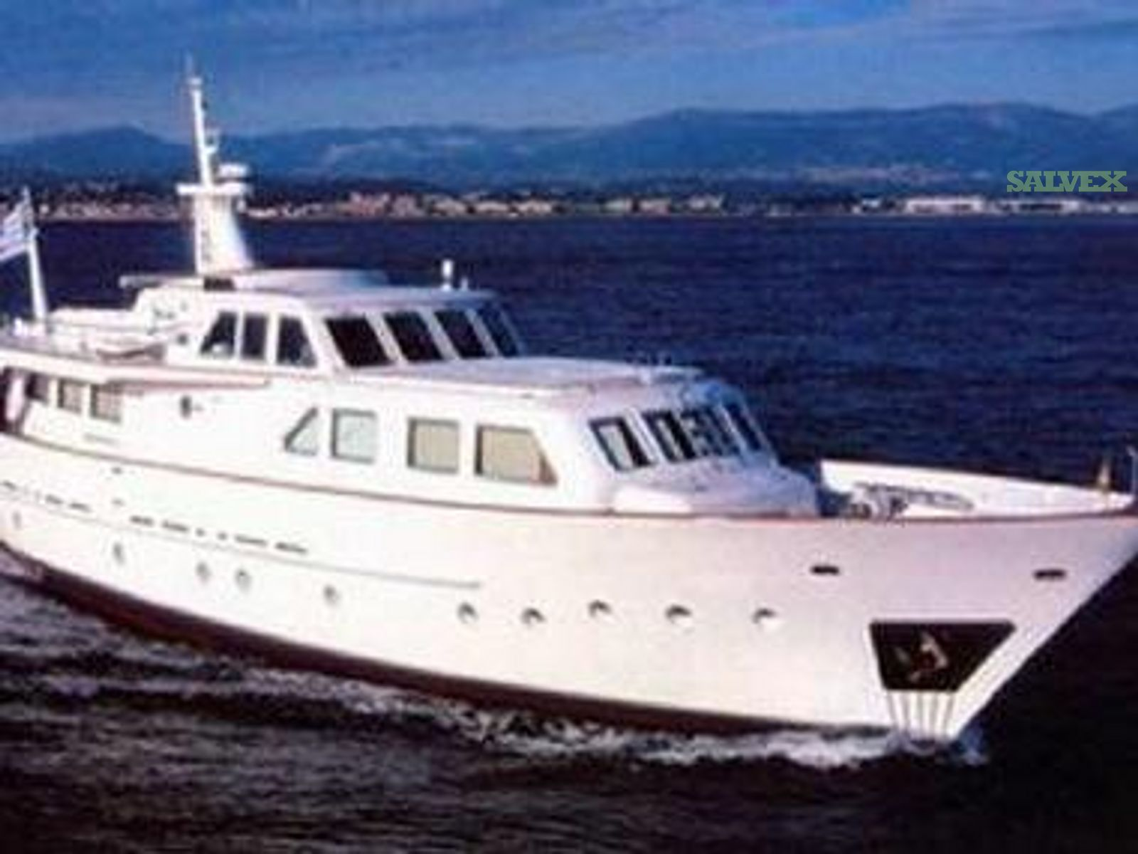 Tech Navi 79 Motor  Yacht