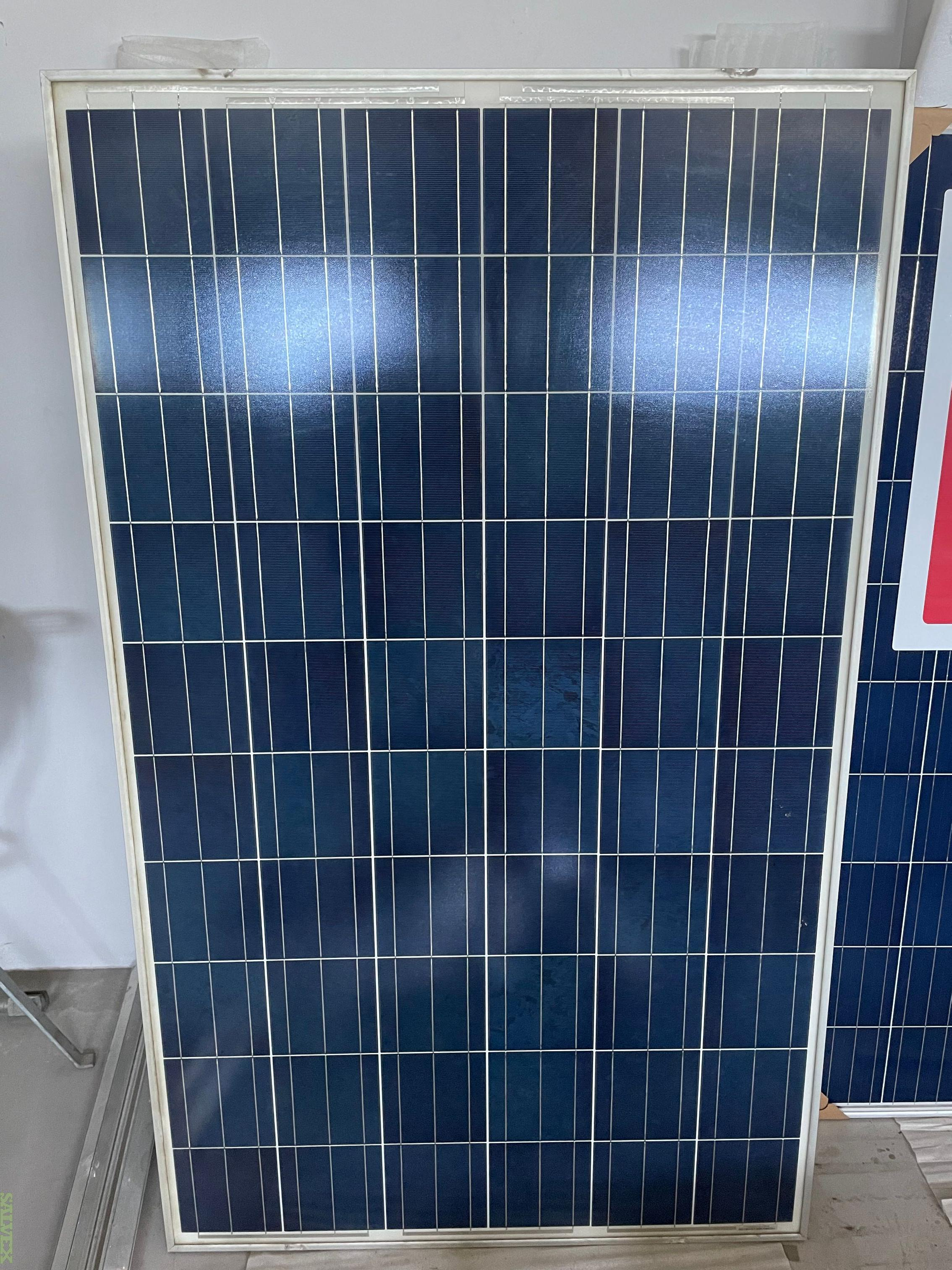 Solar 215W, 245W & 260W Panels (31 Panels)