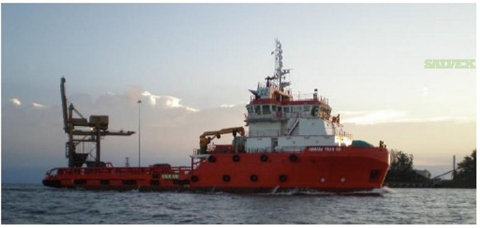 65M Anchor Handling / Offshore Support Vessel 2009