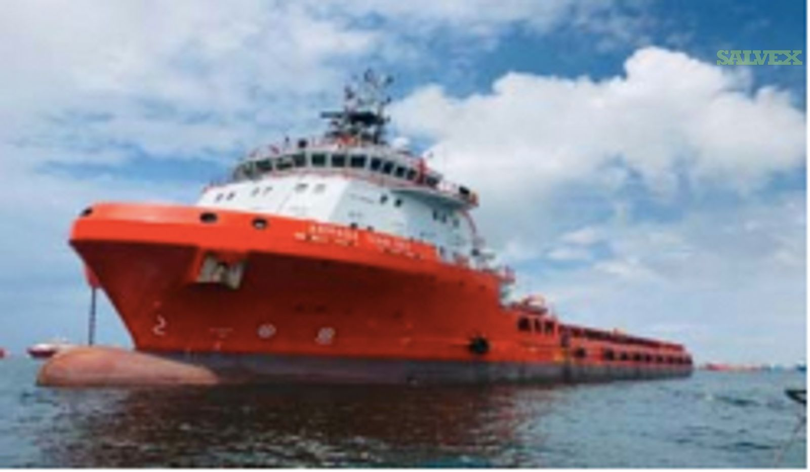 2013 87M DP2 Platform Supply Vessel